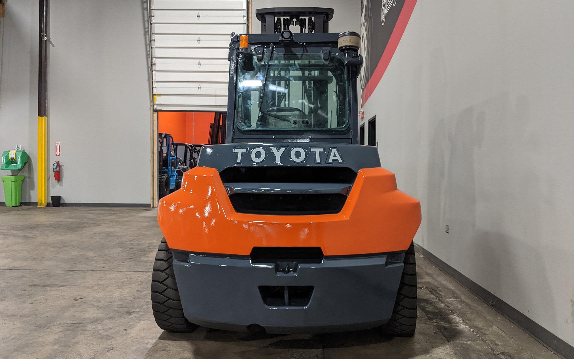 Used 2016 TOYOTA 8FD80U  | Cary, IL