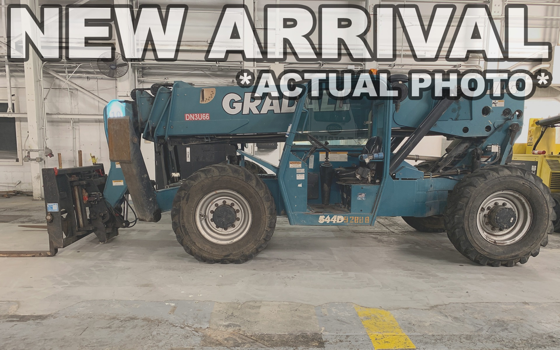 Used 2007 GRADALL 544D-10  | Cary, IL
