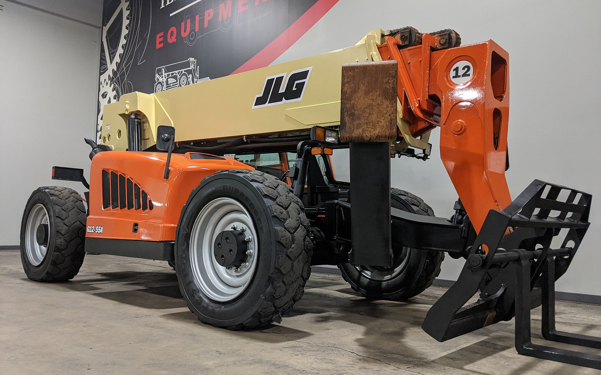 Used 2011 JLG G12-55A  | Cary, IL