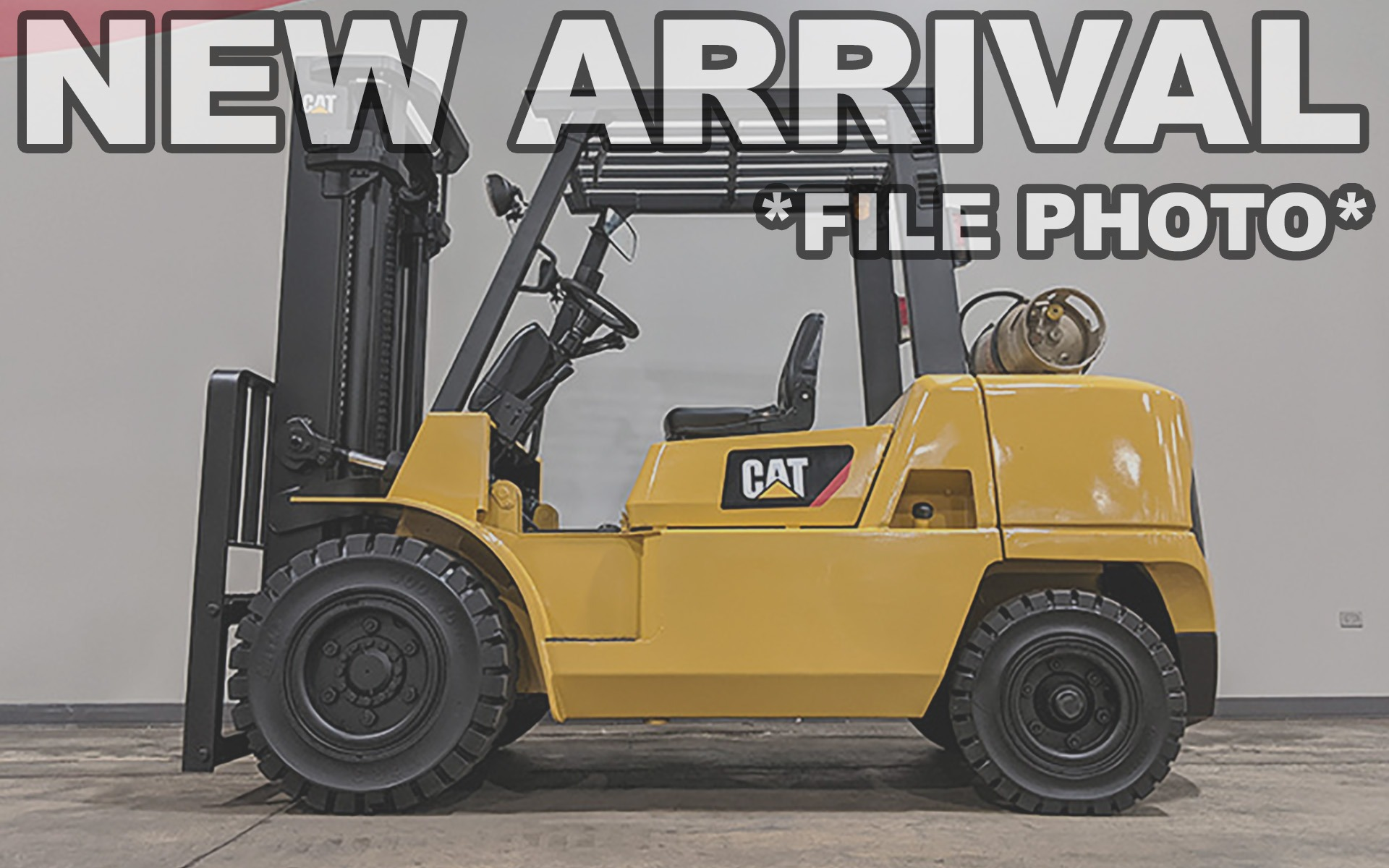 Used 2006 CATERPILLAR GP40KL  | Cary, IL