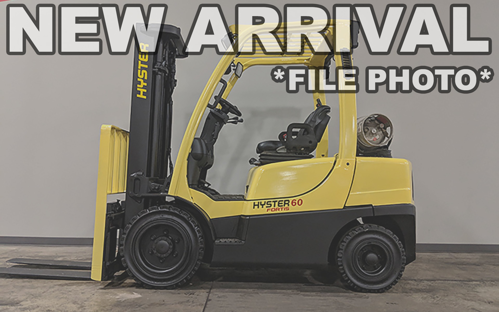 Used 2012 HYSTER H60FT  | Cary, IL