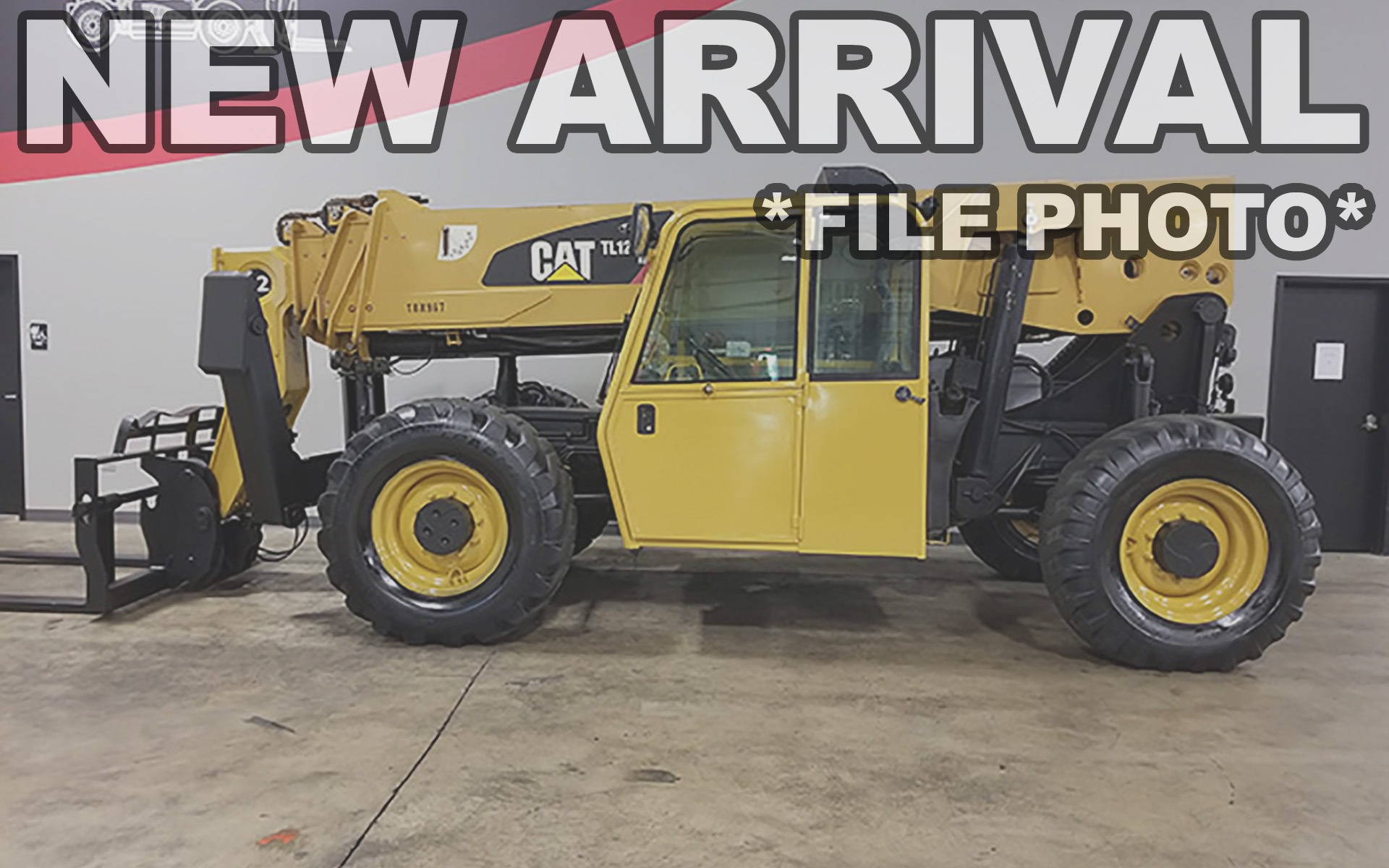 Used 2012 CATERPILLAR TL1255  | Cary, IL