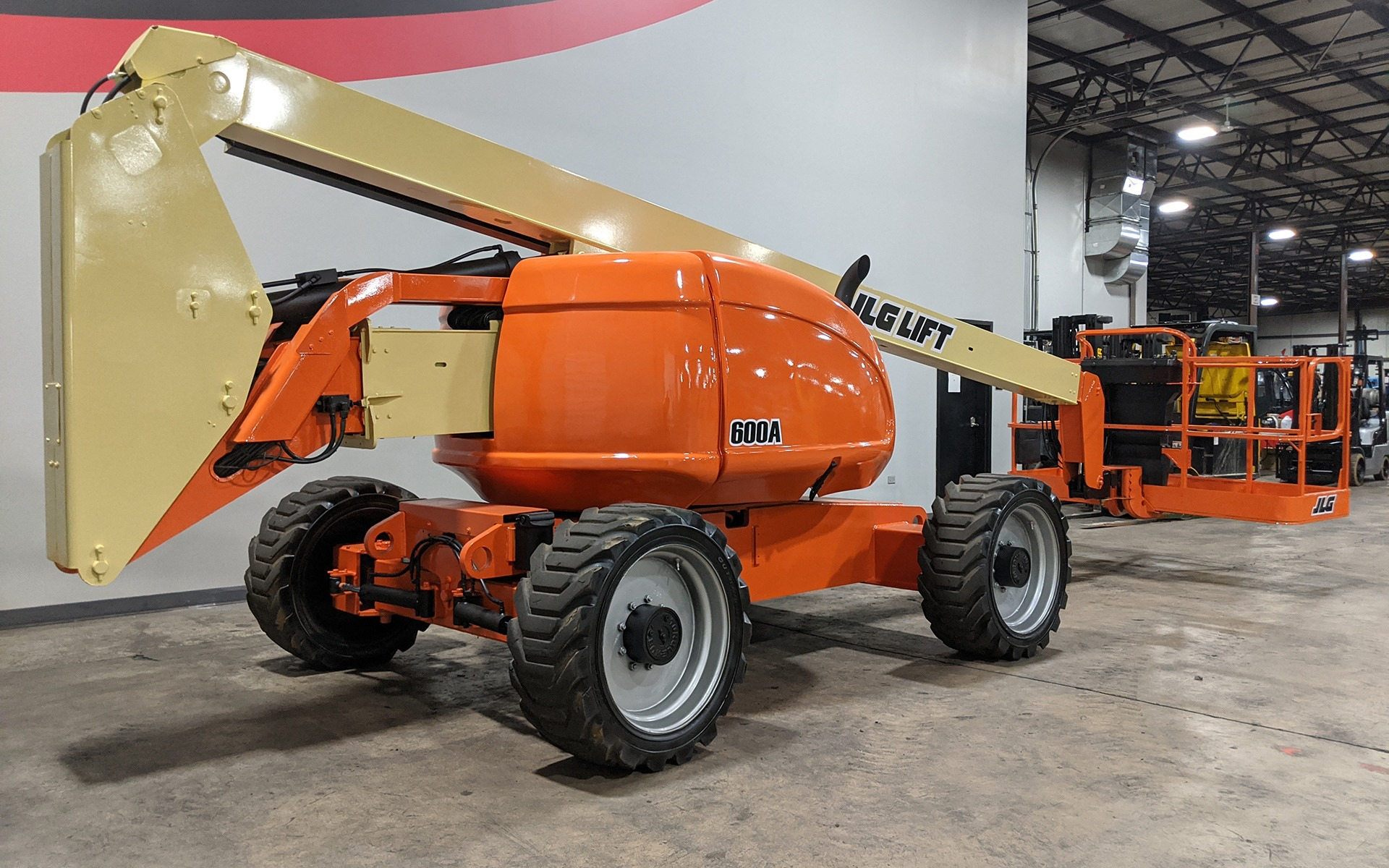 Used 2007 JLG 600A  | Cary, IL