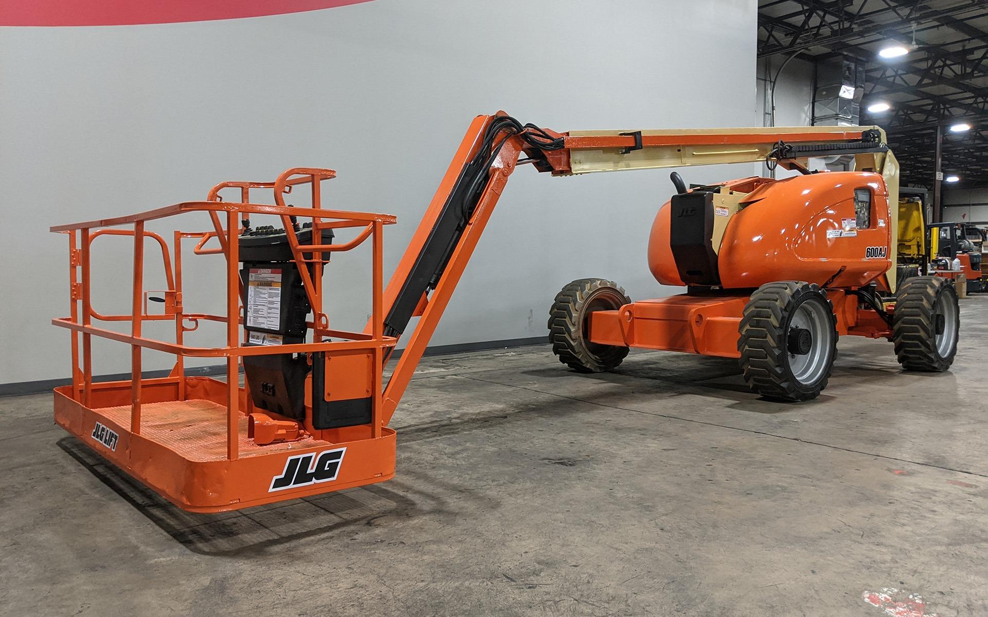 Used 2013 JLG 600AJ  | Cary, IL