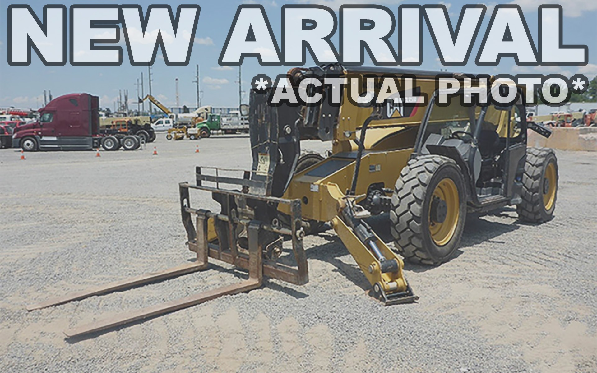 Used 2016 CATERPILLAR TL1255D  | Cary, IL