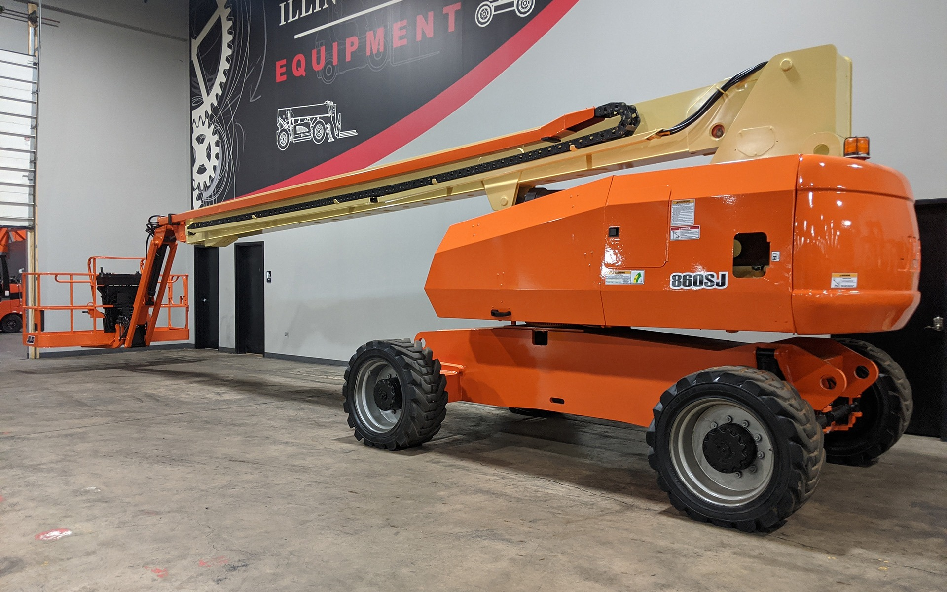 Used 2011 JLG 860SJ  | Cary, IL