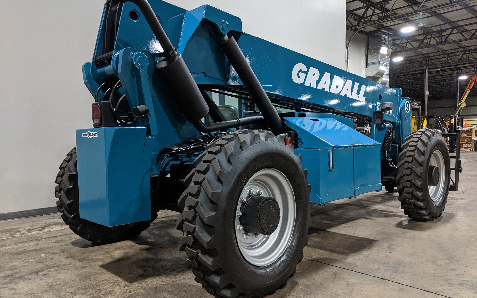 Used 2006 GRADALL 534D-9  | Cary, IL