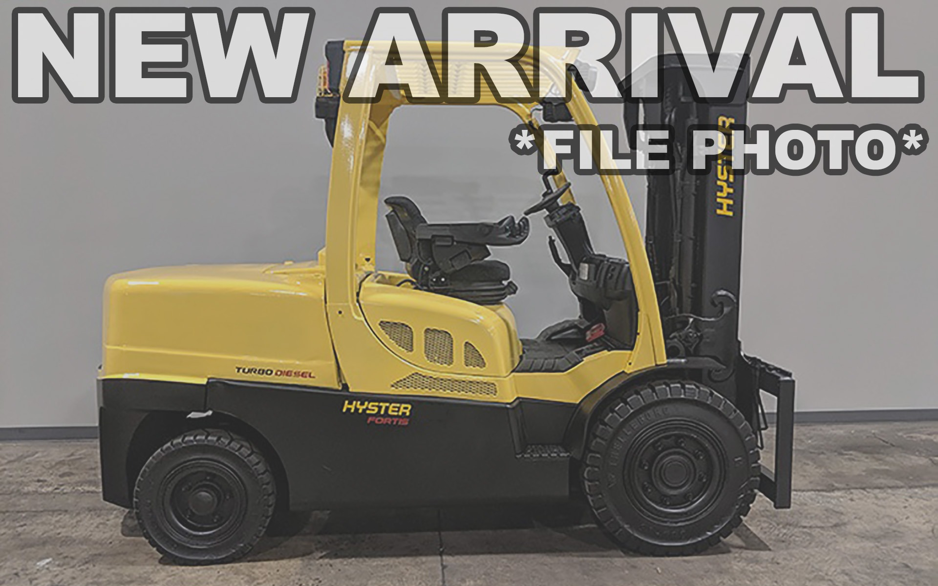 Used 2016 HYSTER H100FT  | Cary, IL