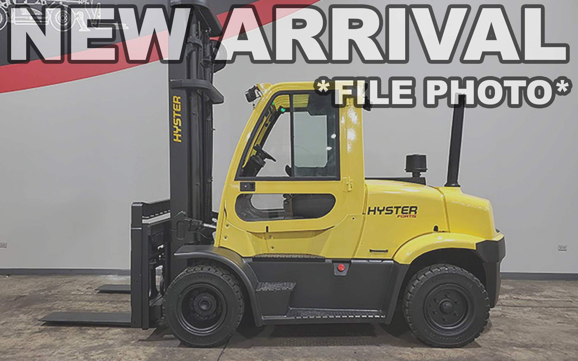 Used 2008 HYSTER H135FT  | Cary, IL
