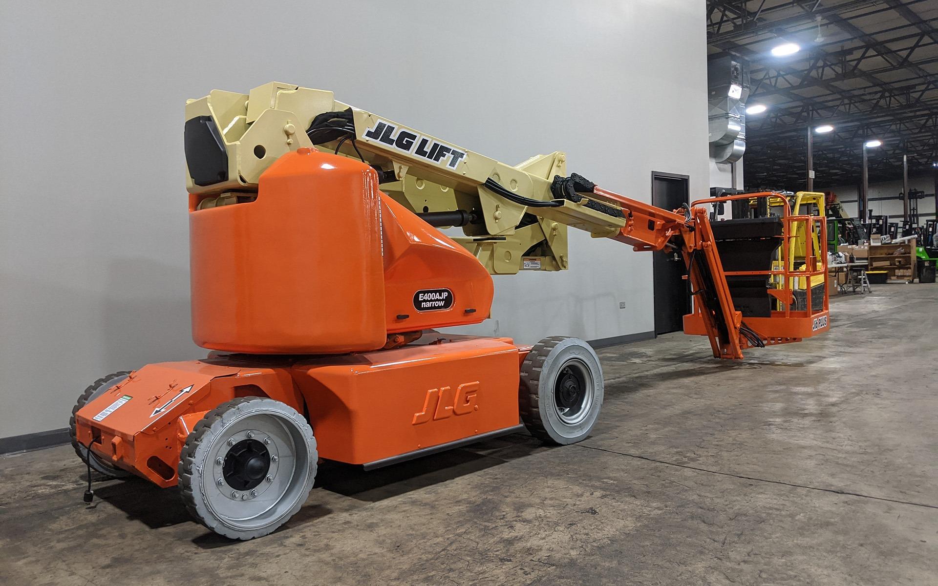 Used 2005 JLG E400AJPN  | Cary, IL