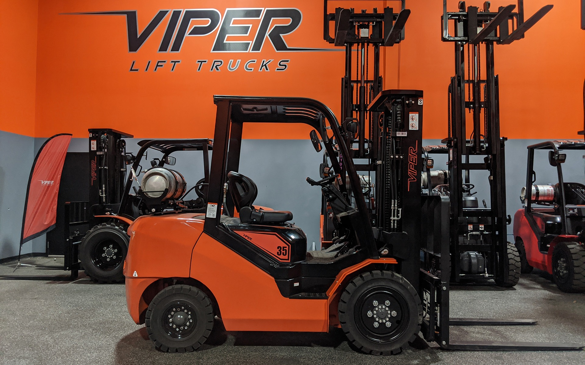 New 2021 VIPER FY35  | Cary, IL