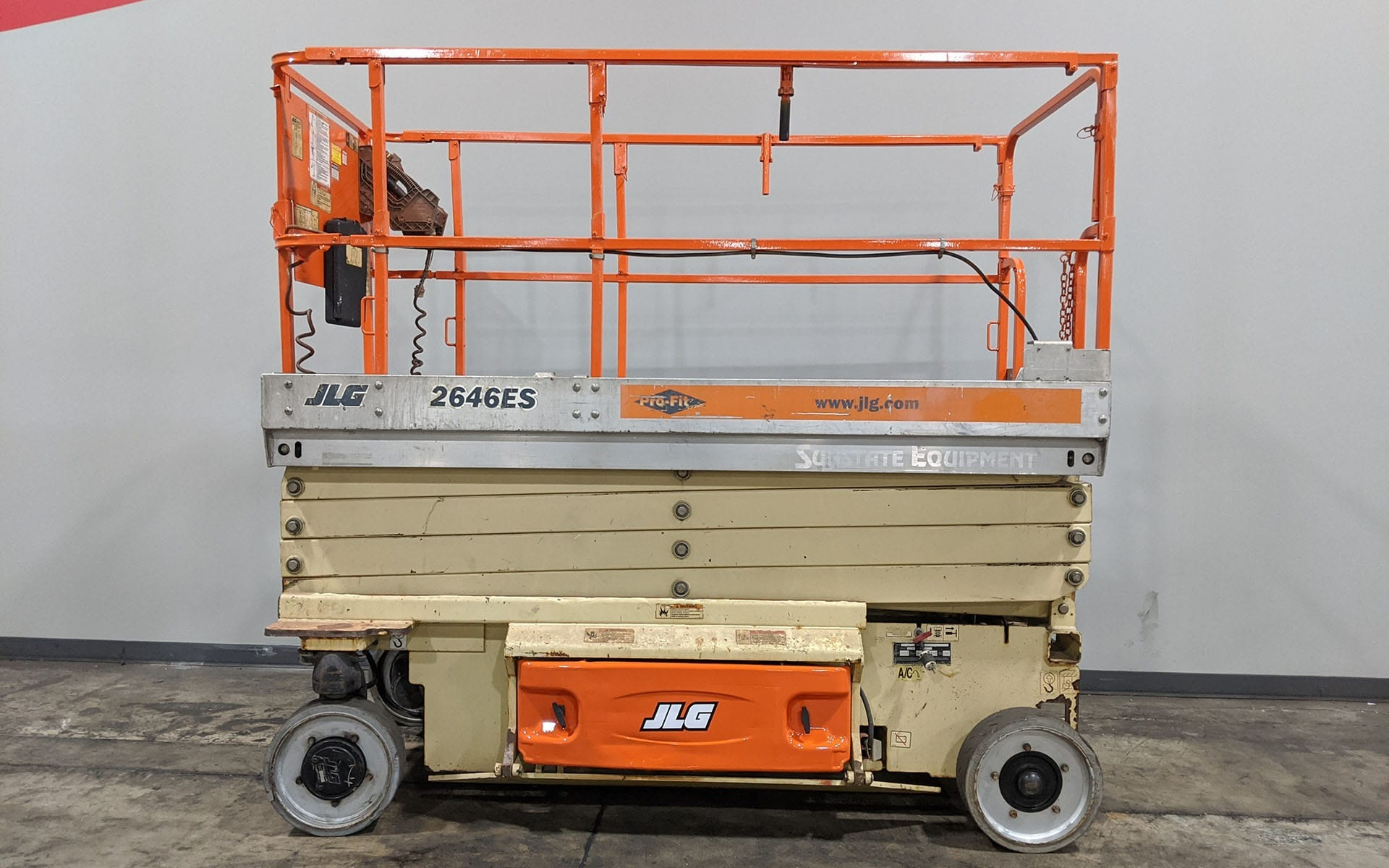 Used 2008 JLG 2646ES  | Cary, IL