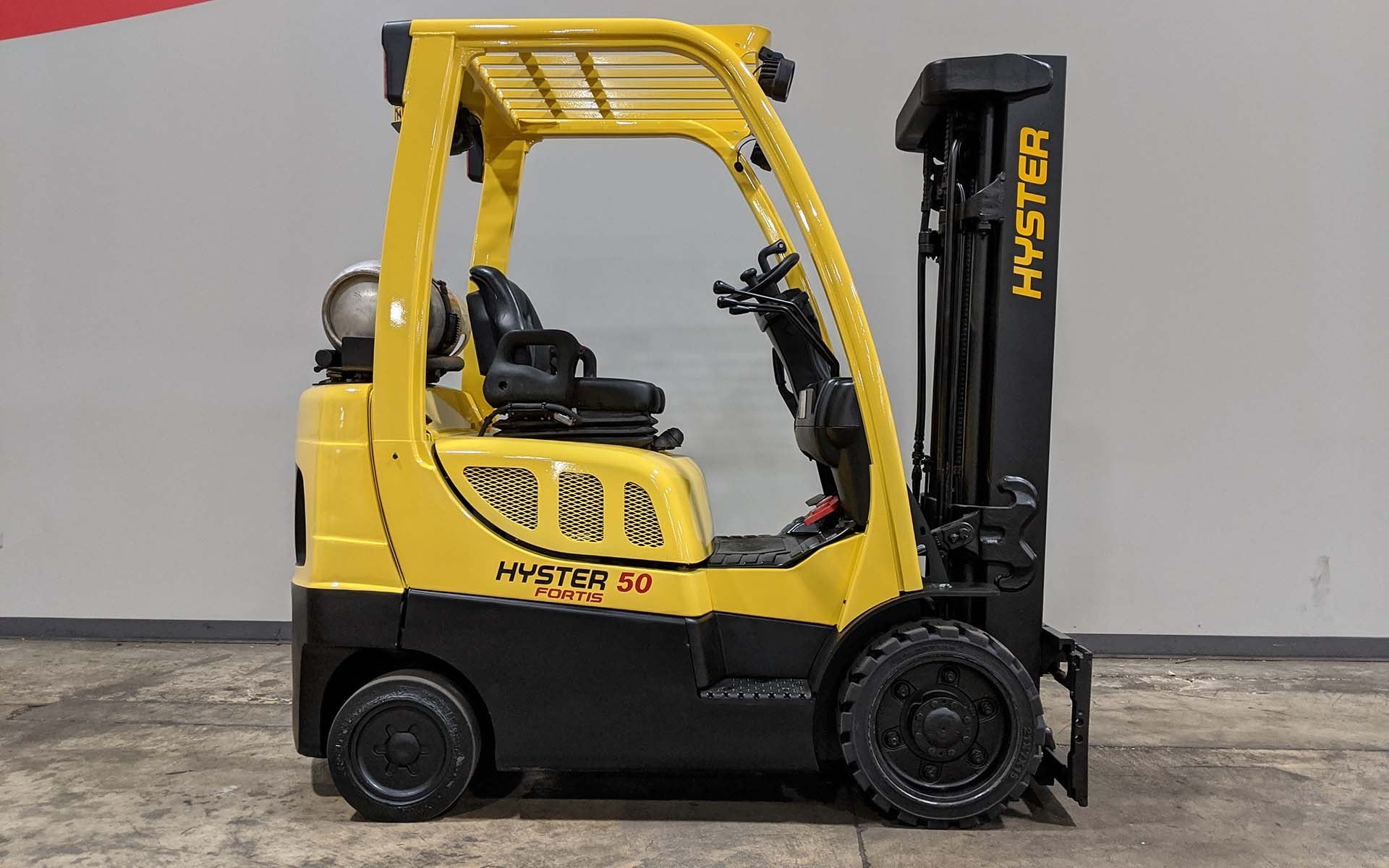 Used 2015 HYSTER S50FT  | Cary, IL