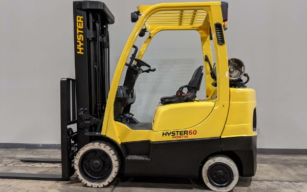 2015 HYSTER S60FT