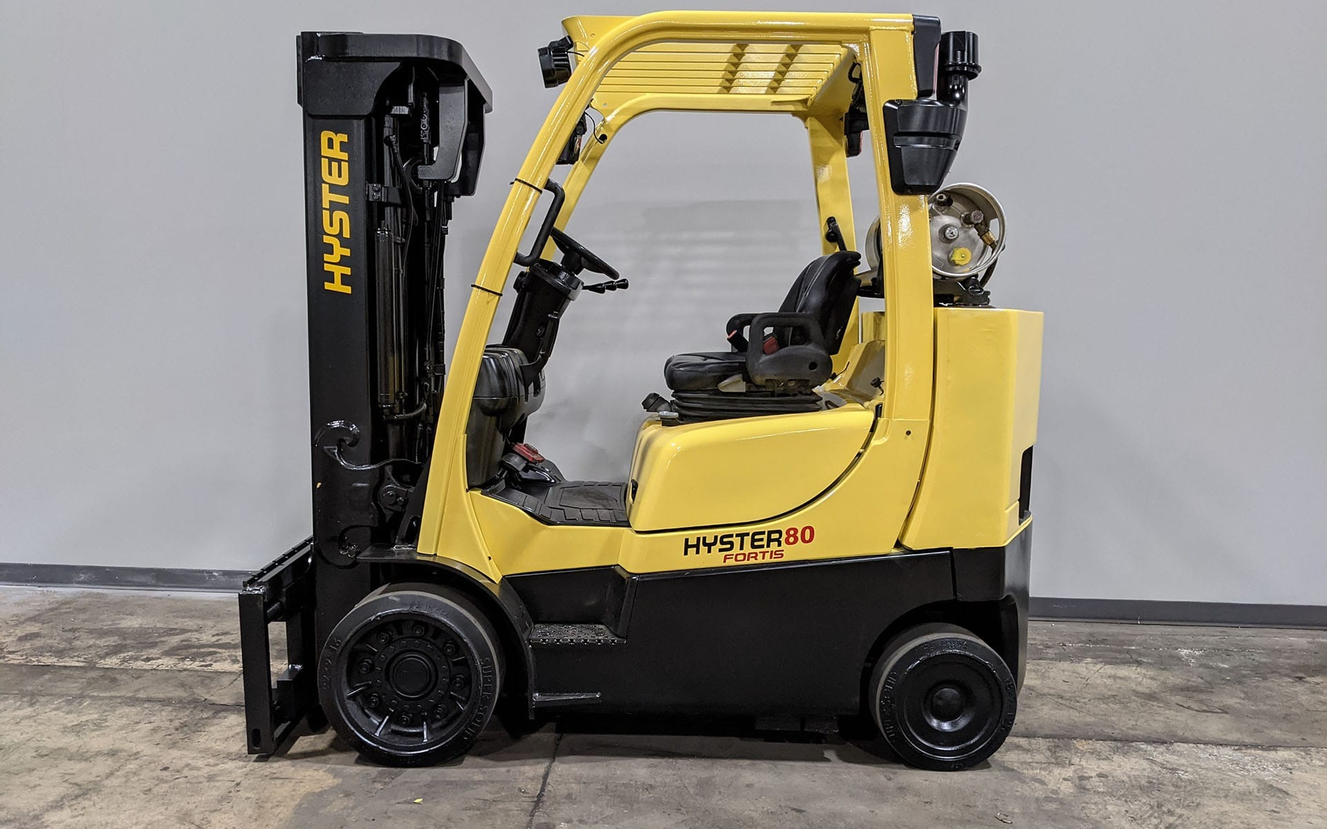 Used 2013 HYSTER S80FTBCS  | Cary, IL