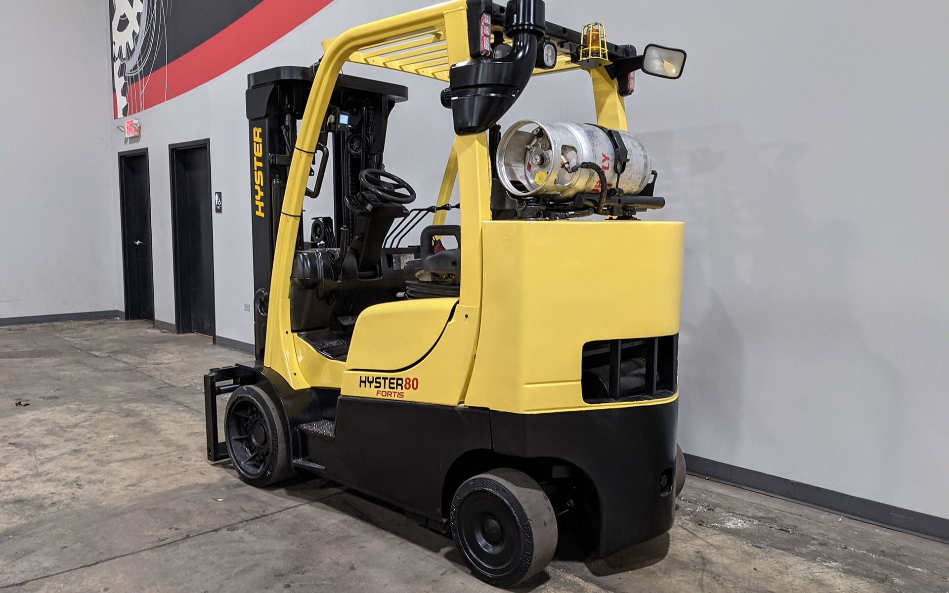 Used 2014 HYSTER S80FTBCS    Cary, IL