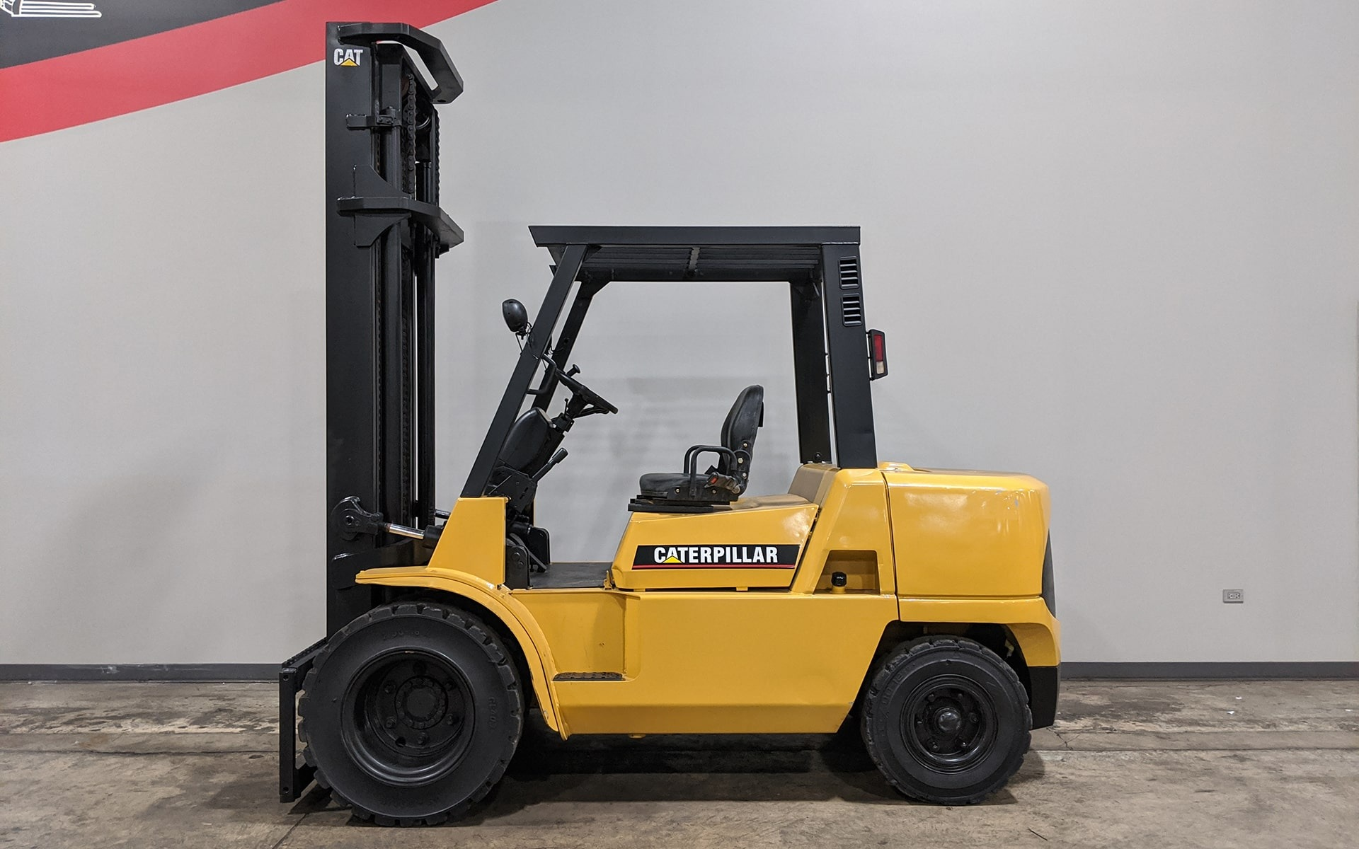Used 2003 CATERPILLAR DP45K    Cary, IL