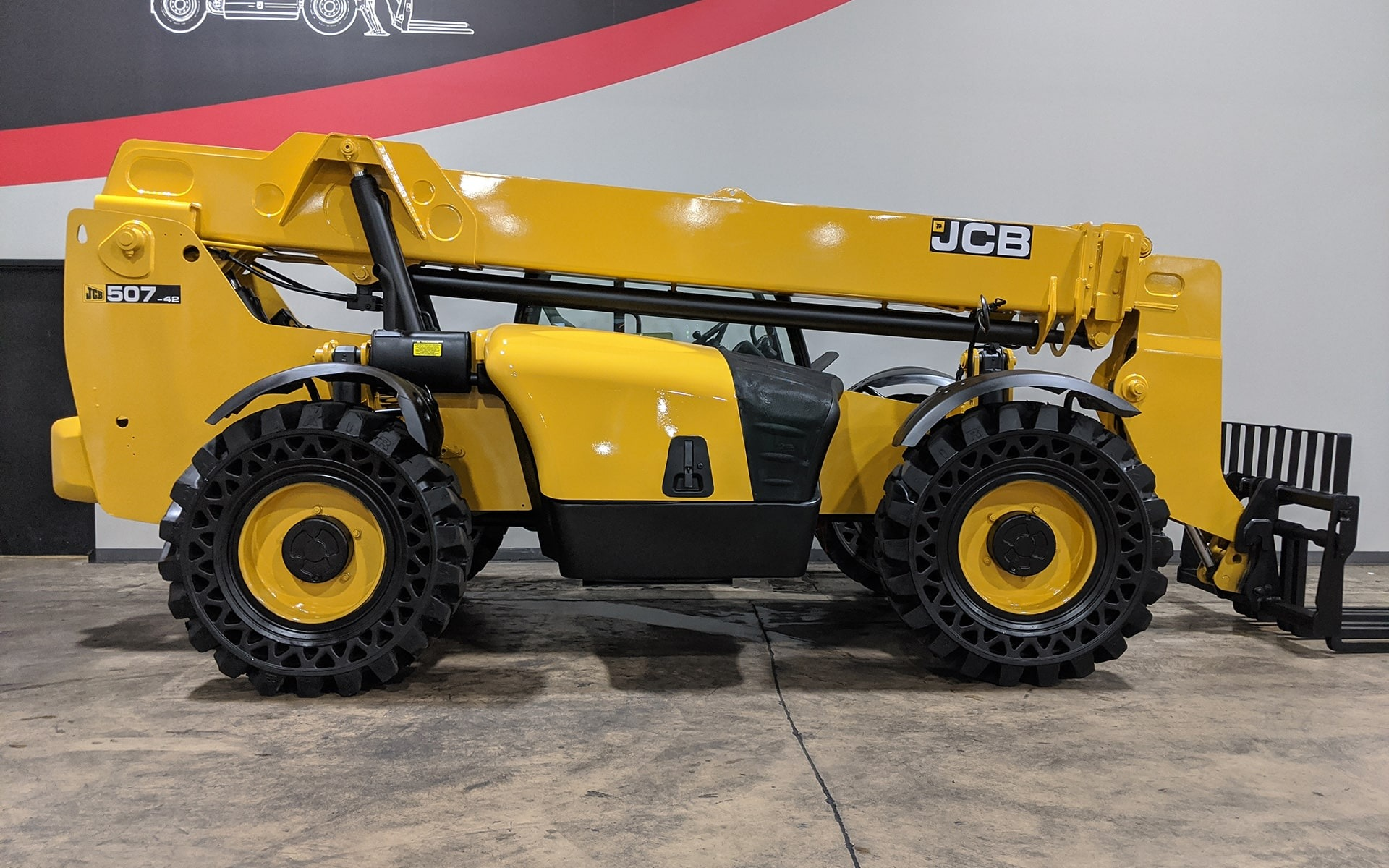 Used 2012 JCB 507-42  | Cary, IL
