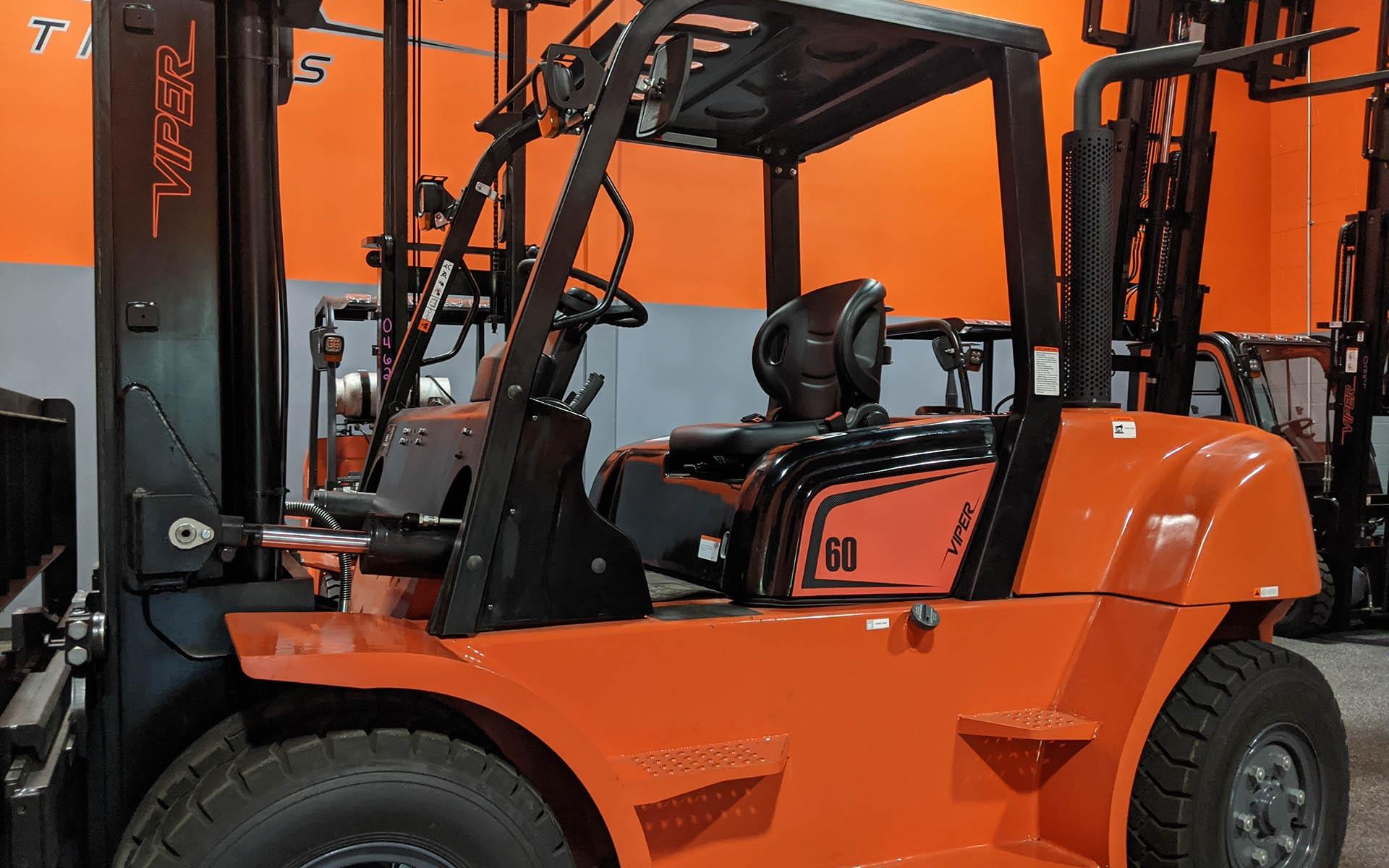 New 2020 VIPER FD60  | Cary, IL
