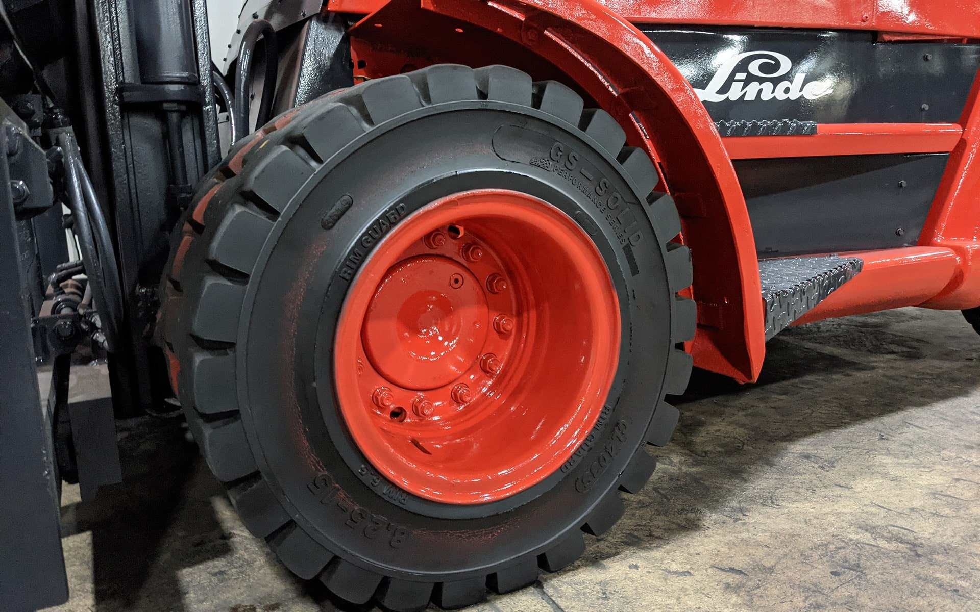 Used 2006 LINDE H80D  | Cary, IL
