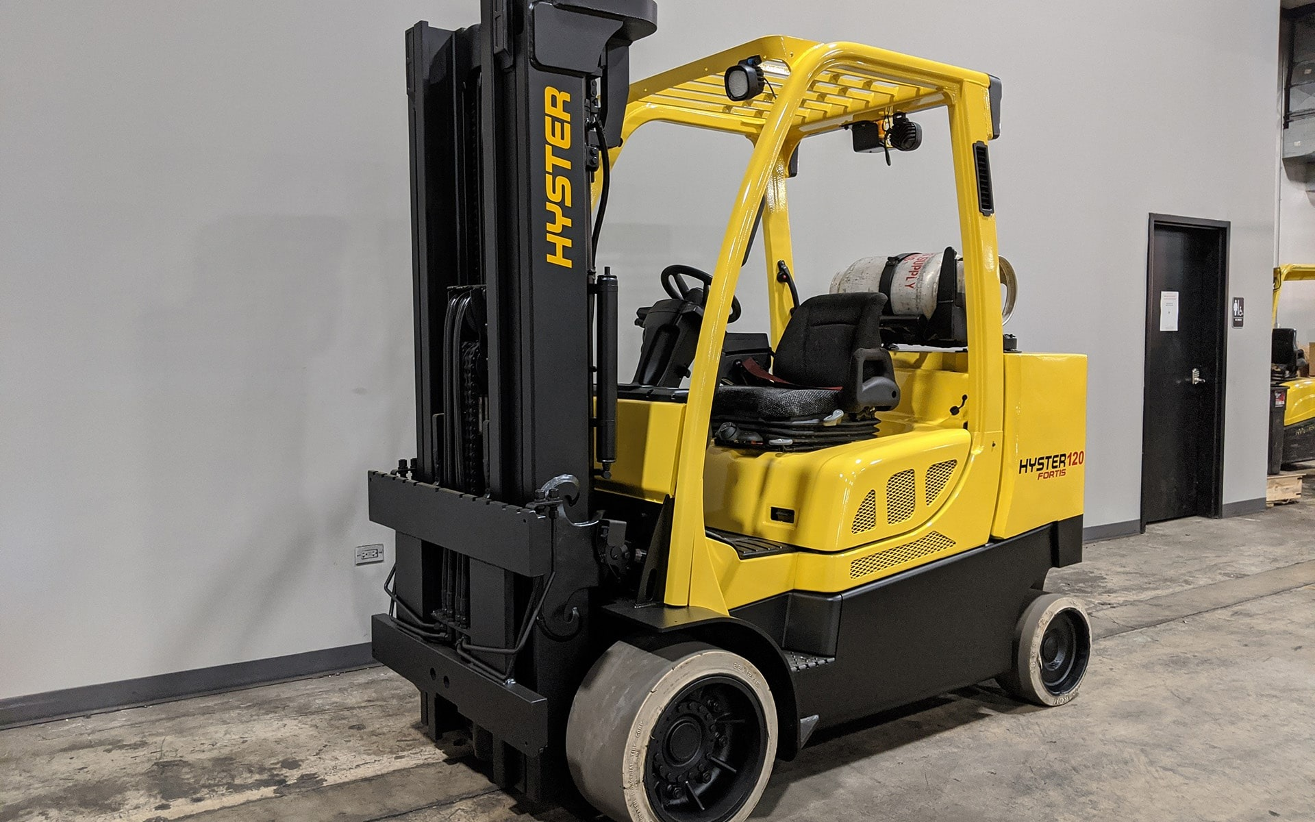 Used 2015 HYSTER S120FT-PRS  | Cary, IL