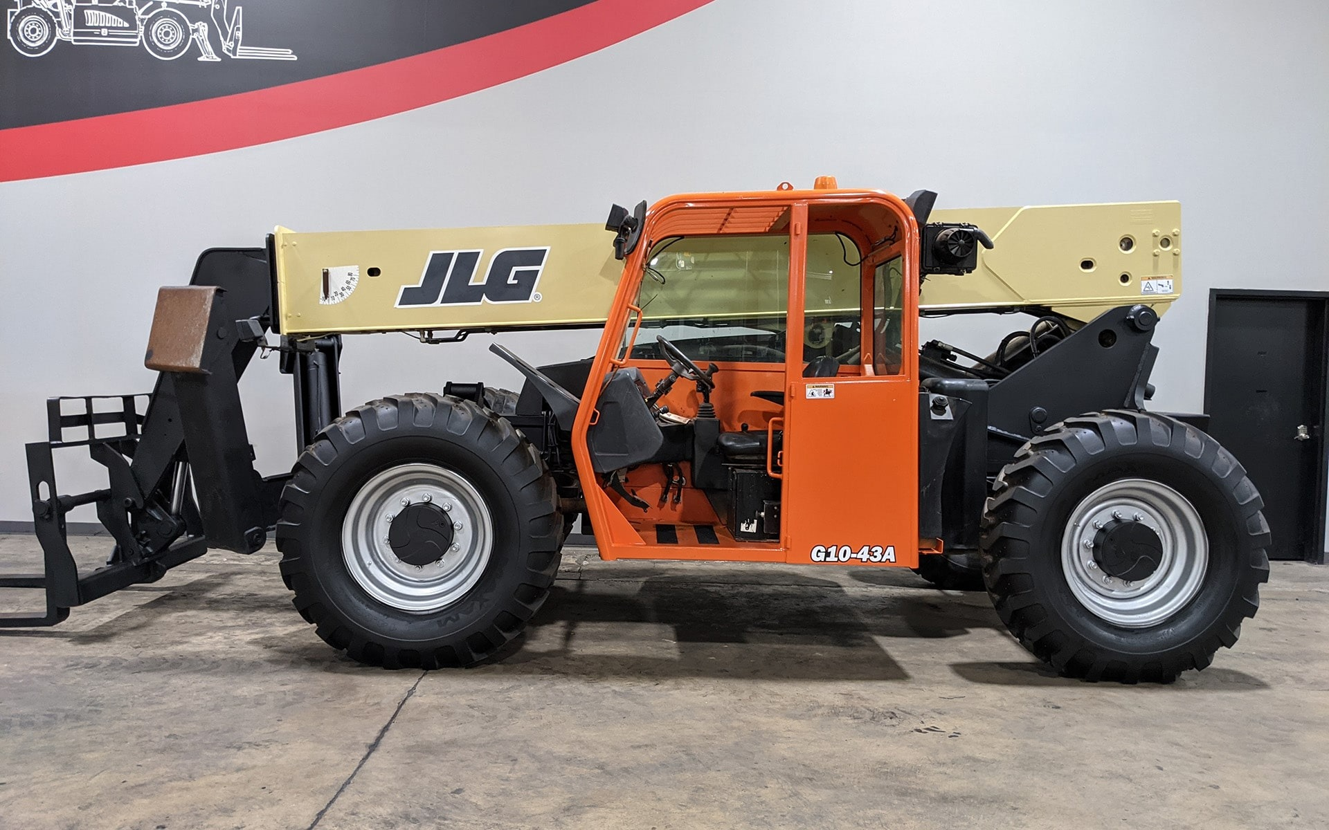 Used 2016 JLG G10-43A  | Cary, IL