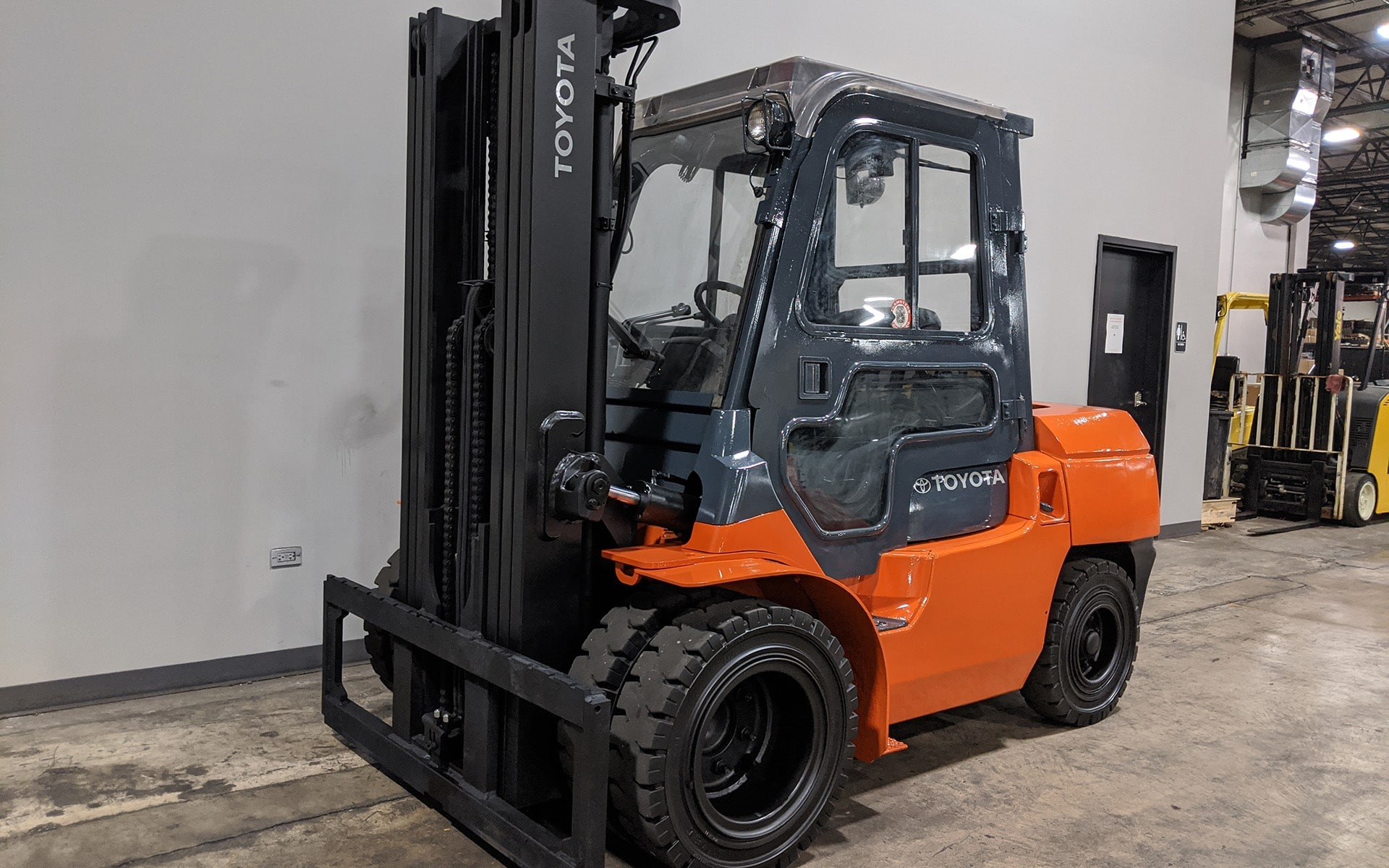 Used 2004 TOYOTA 7FDKU40  | Cary, IL