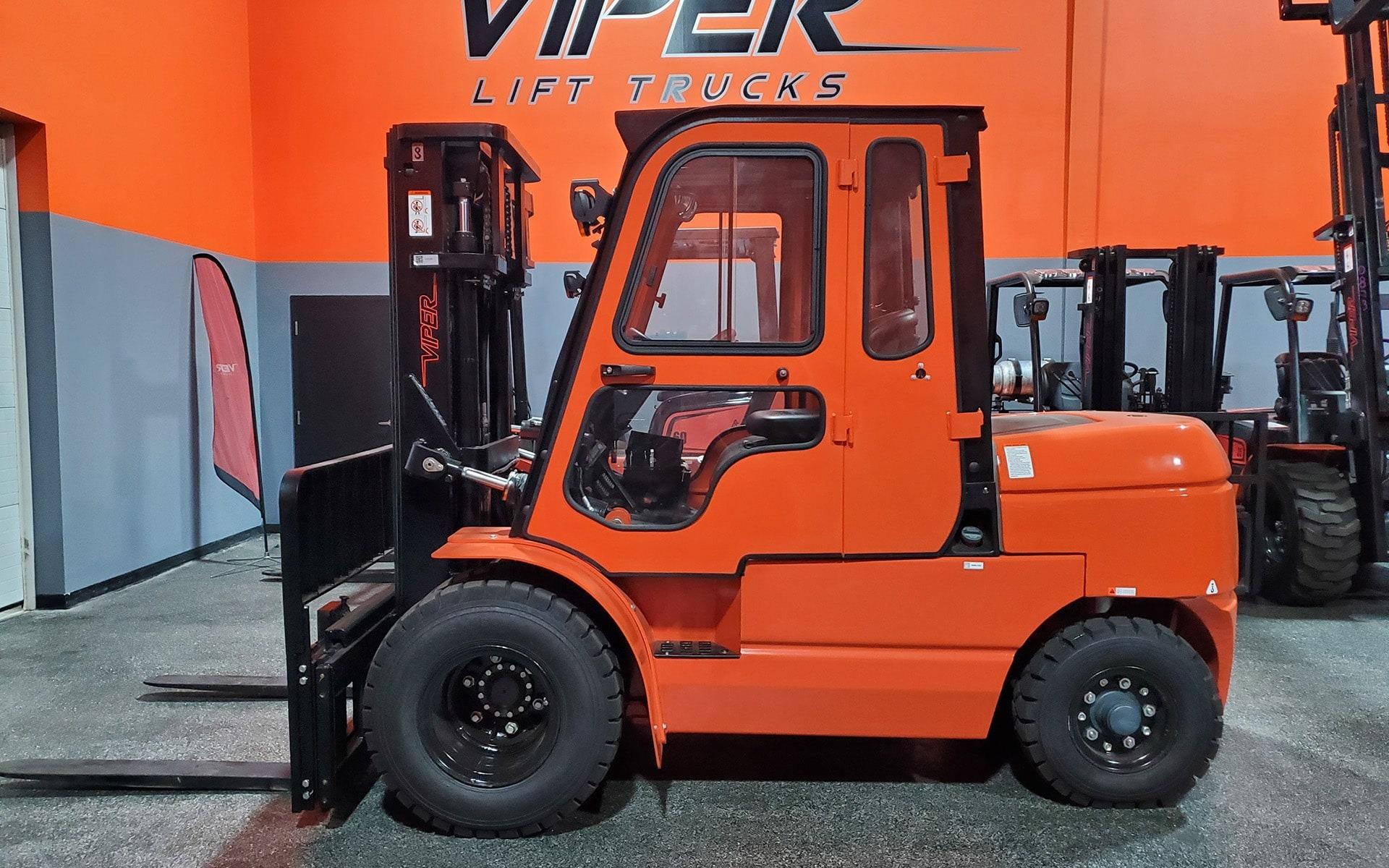 New 2021 VIPER FD50  | Cary, IL