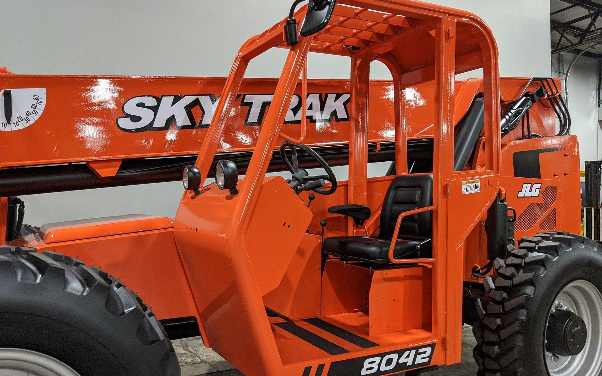Used 2015 SKYTRAK 8042  | Cary, IL