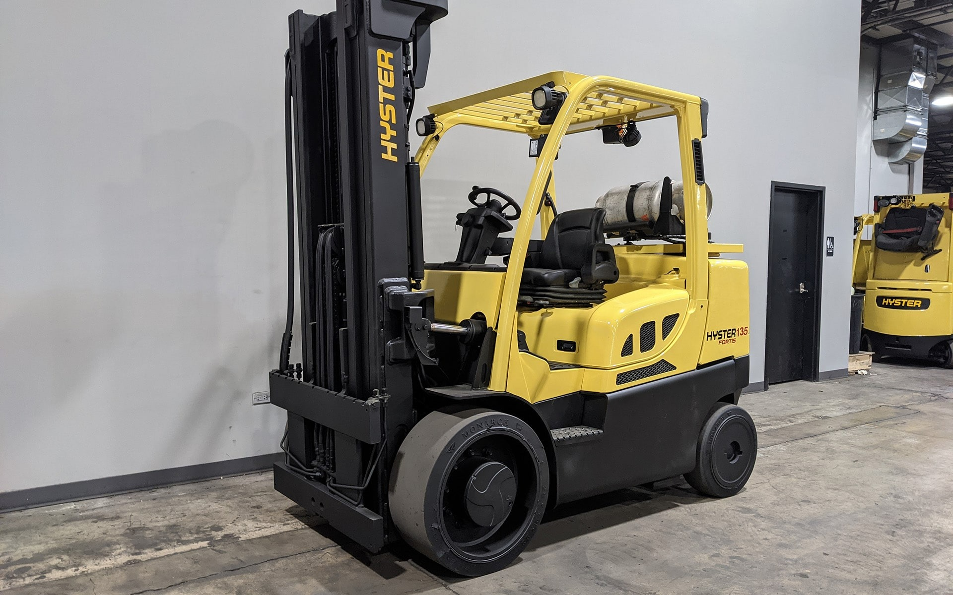 Used 2016 HYSTER S135FT  | Cary, IL