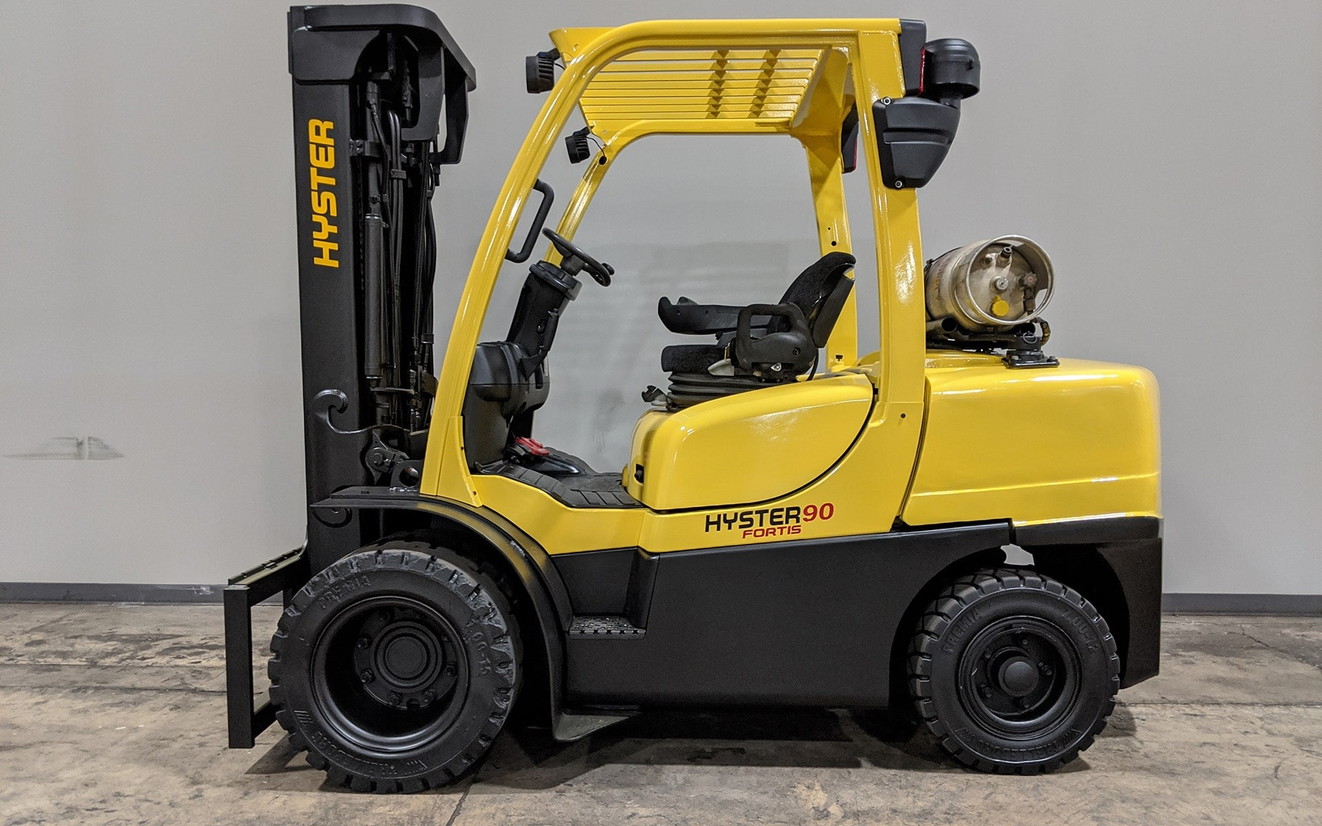 Used 2011 HYSTER H90FT  | Cary, IL