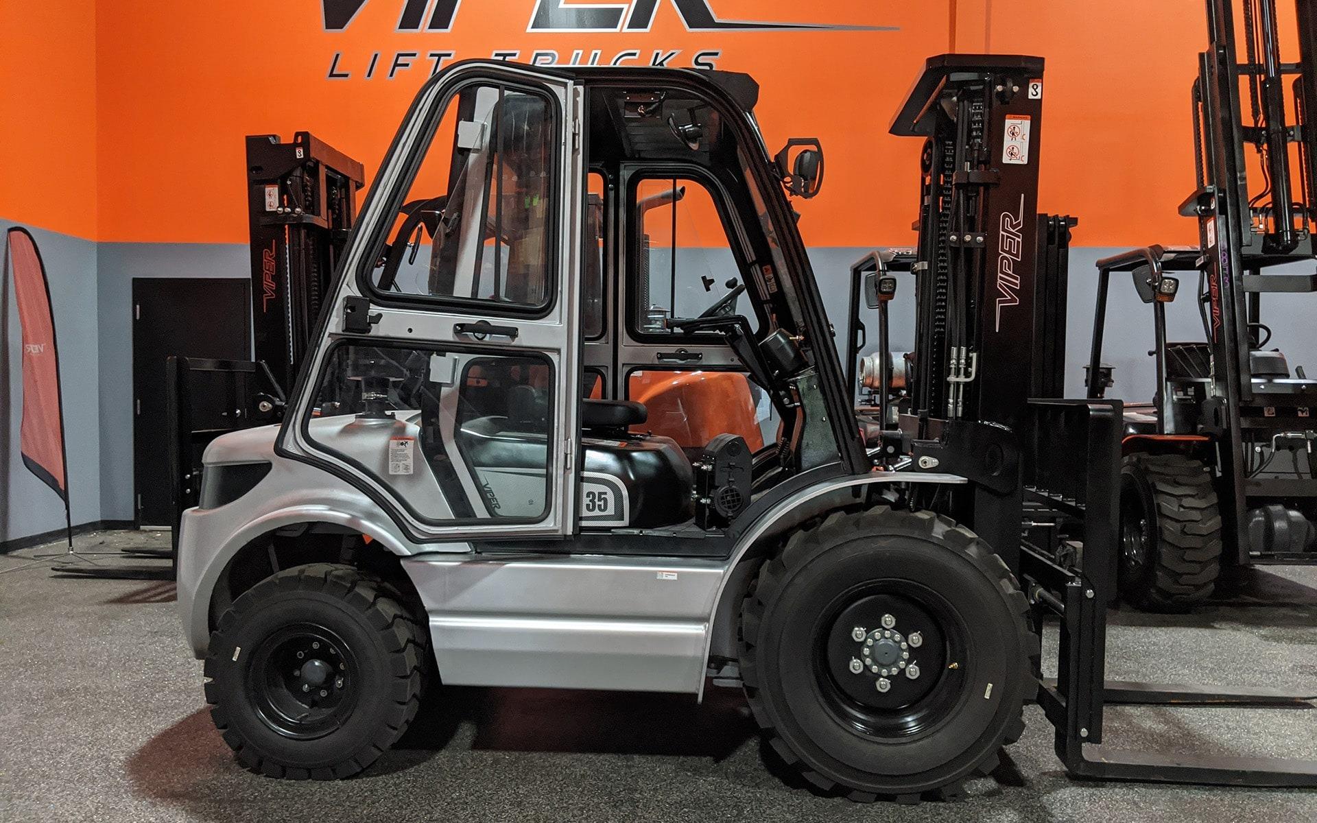 New 2021 VIPER RTD35  | Cary, IL