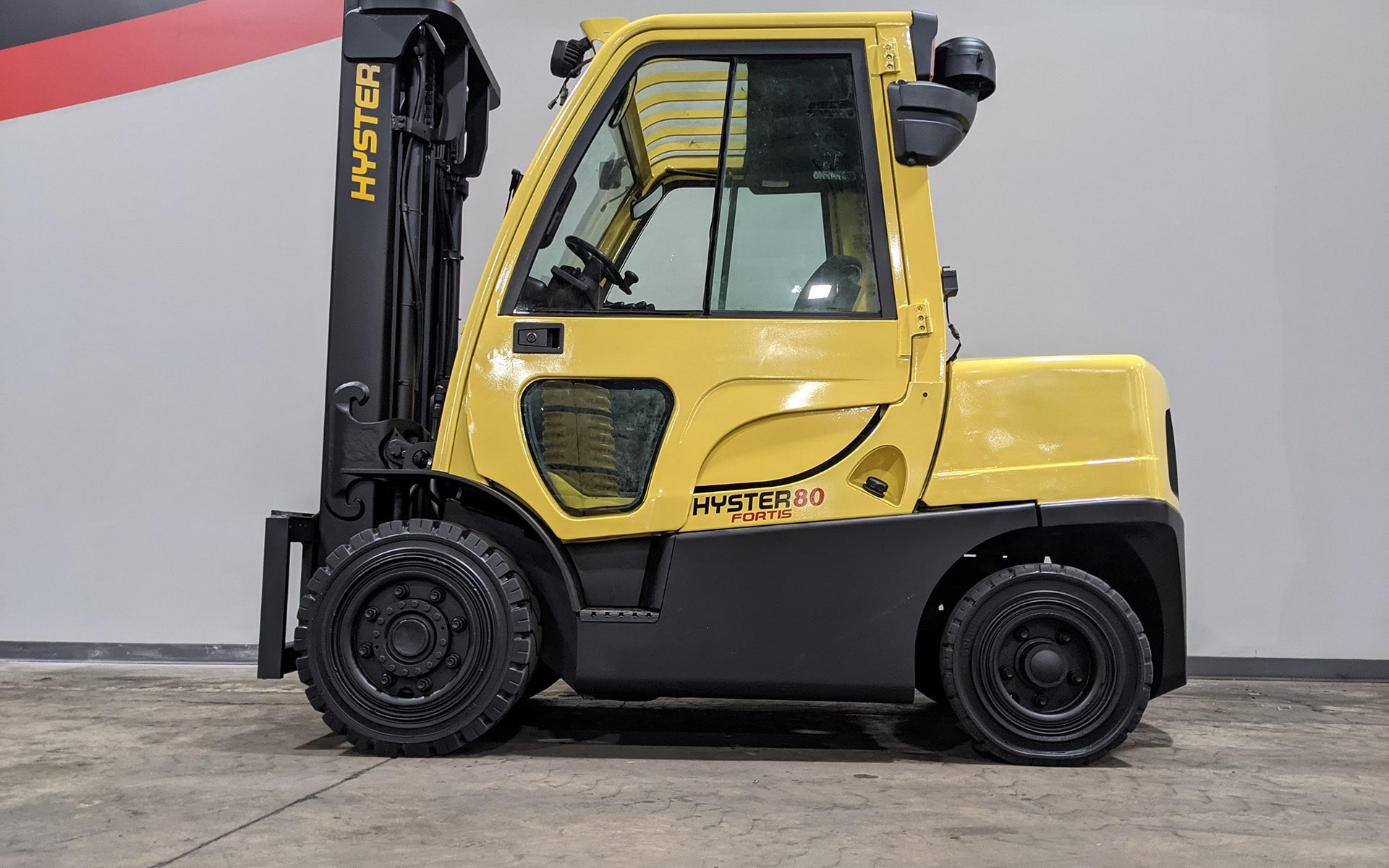 New 2012 HYSTER H80FT  | Cary, IL