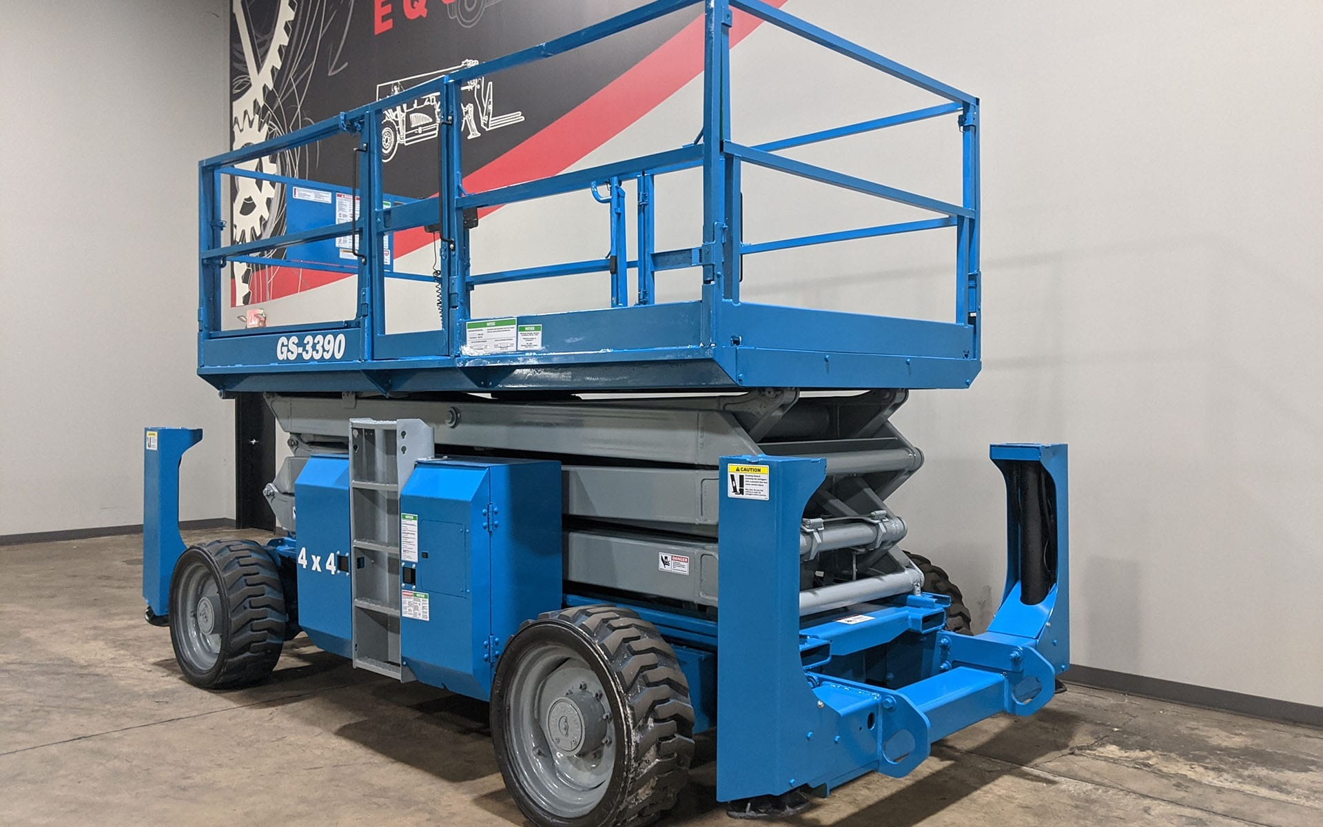 Used 2013 GENIE GS-3390  | Cary, IL