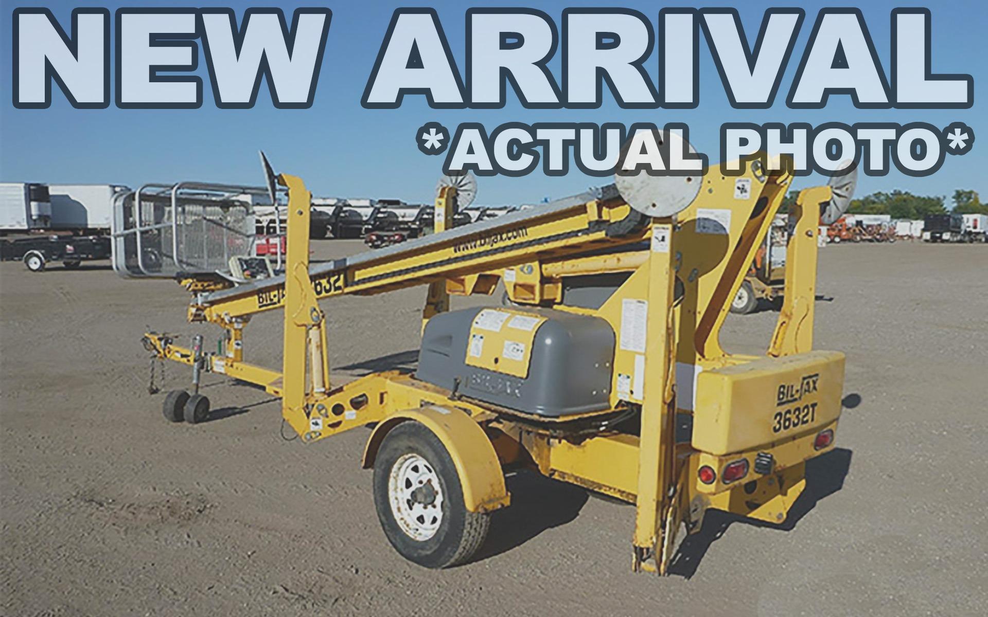 Used 2006 BILJAX 3632T  | Cary, IL