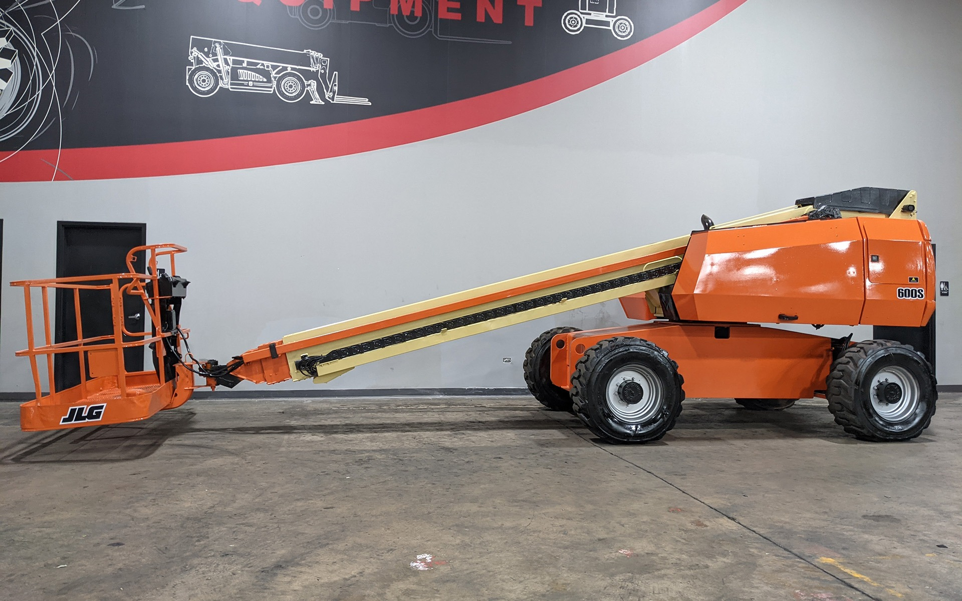 Used 2006 JLG 600S  | Cary, IL