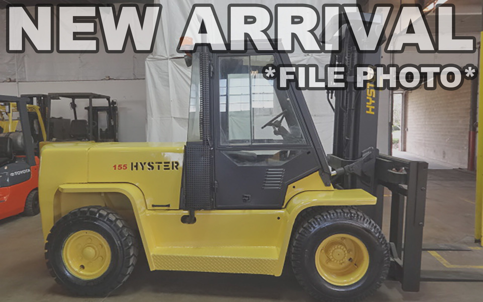 Used 2007 HYSTER H155XL2  | Cary, IL