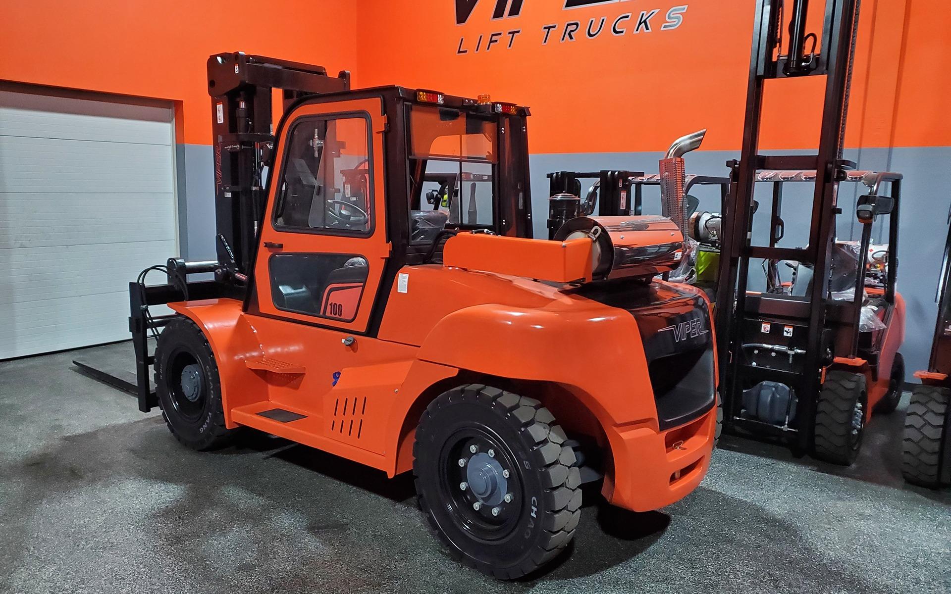 New 2021 VIPER FD100  | Cary, IL