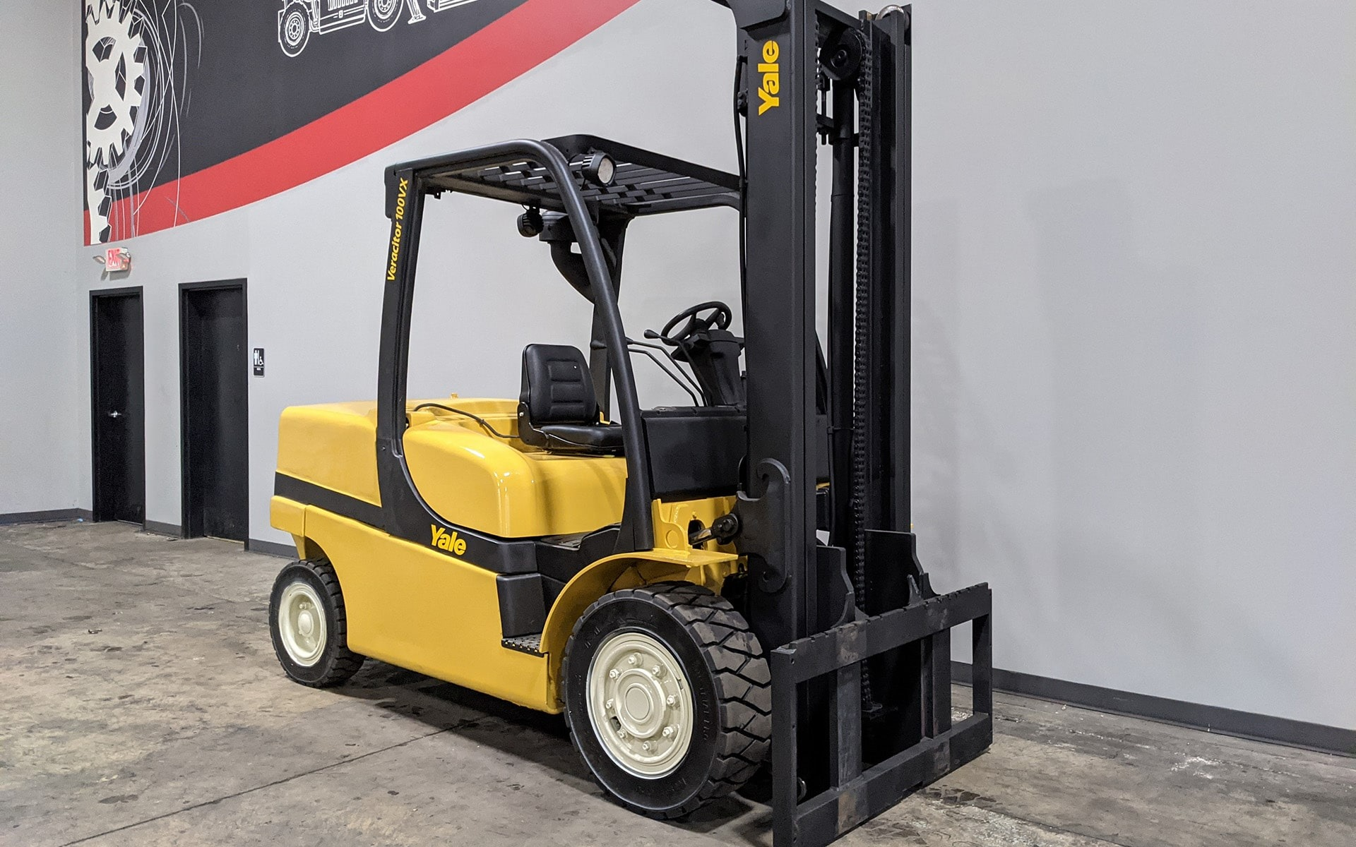 Used 2014 YALE GDP100VX  | Cary, IL
