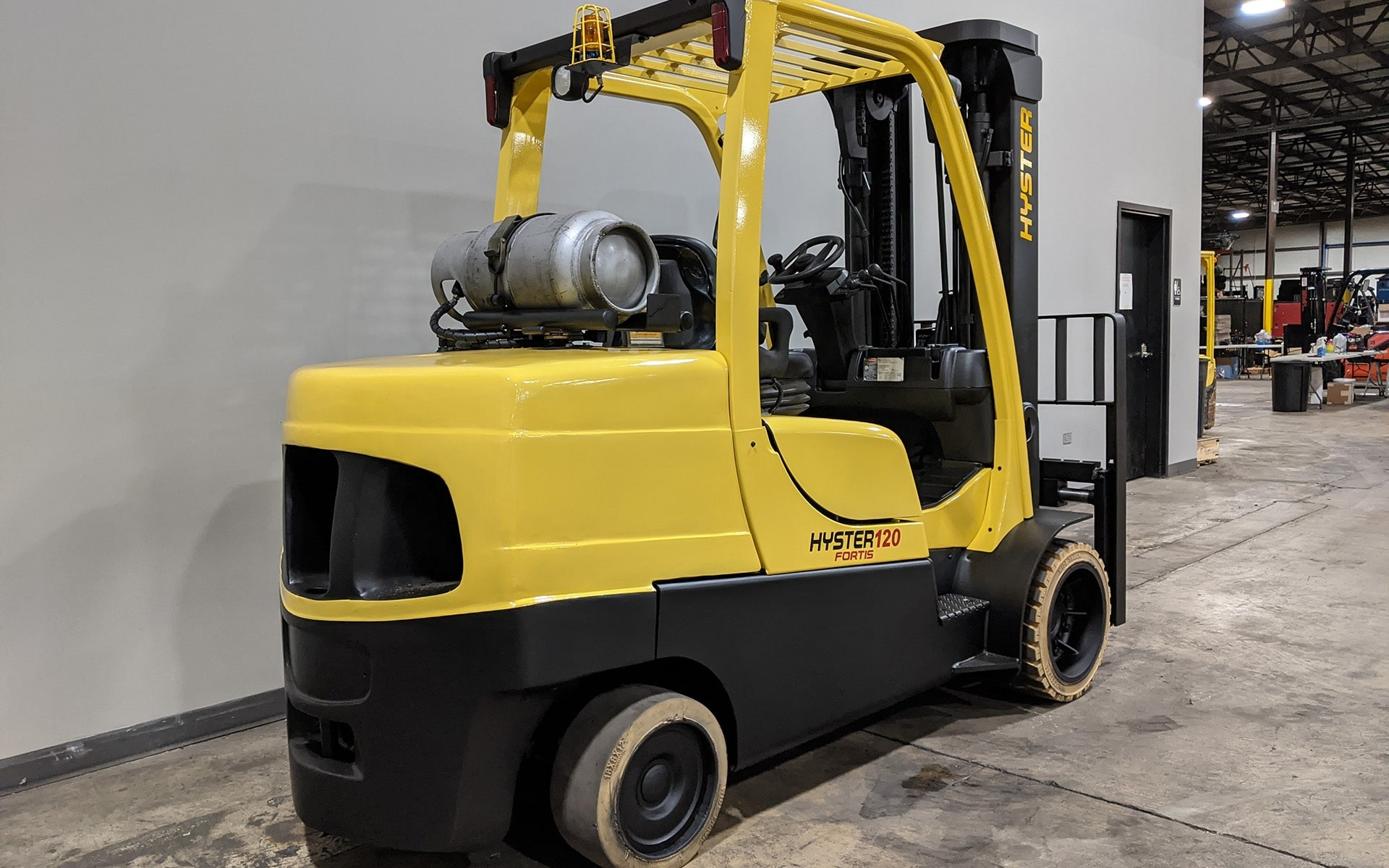 Used 2014 HYSTER S120FT  | Cary, IL