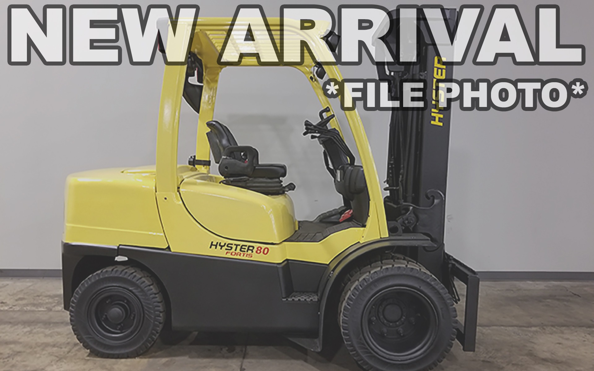 Used 2014 HYSTER H90FT  | Cary, IL