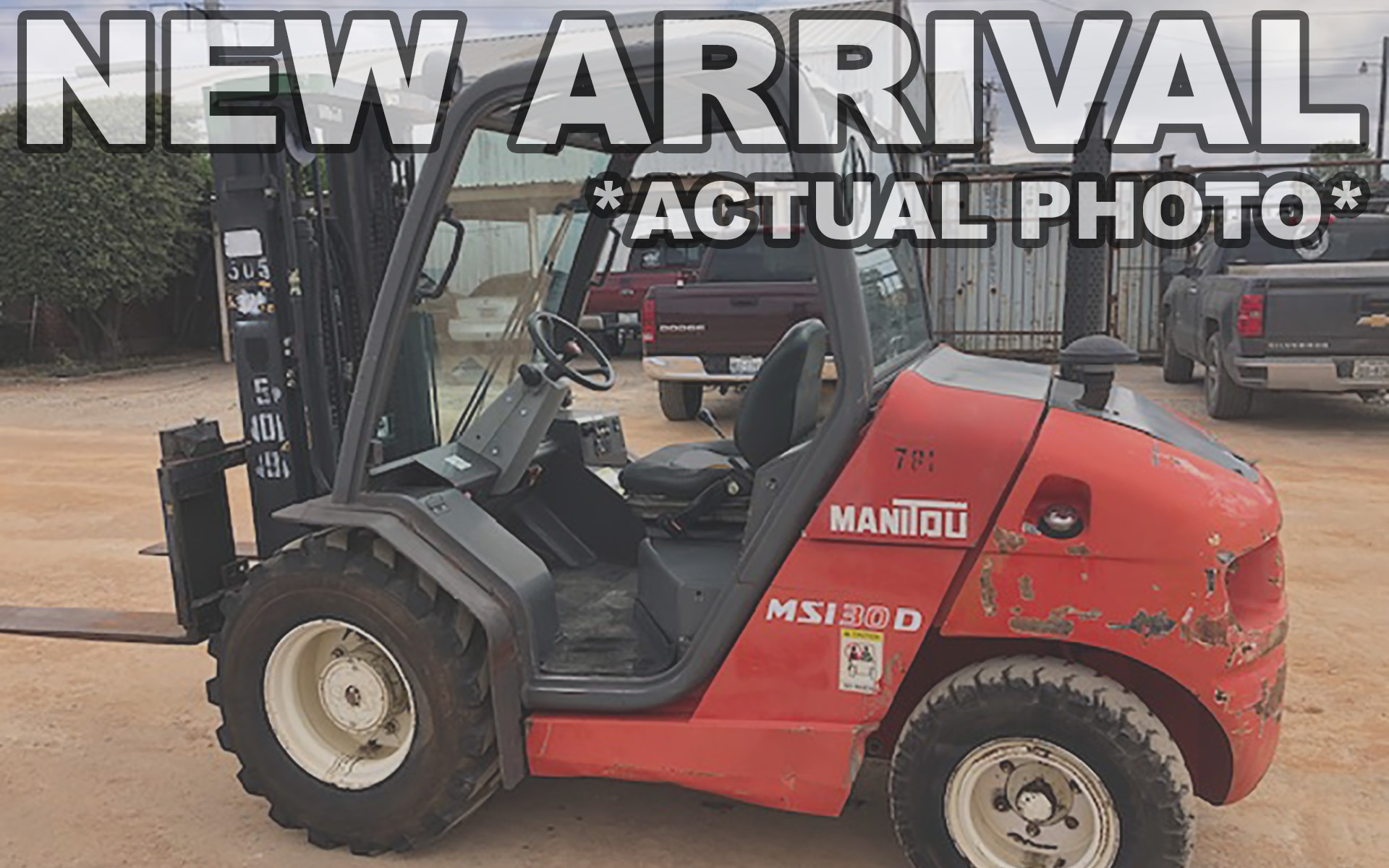 Used 2003 MANITOU MSI30D  | Cary, IL