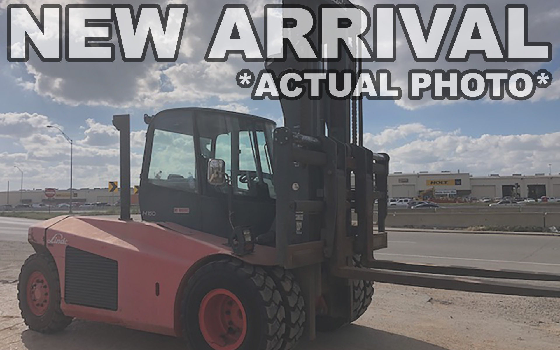 Used 2008 LINDE H160D  | Cary, IL