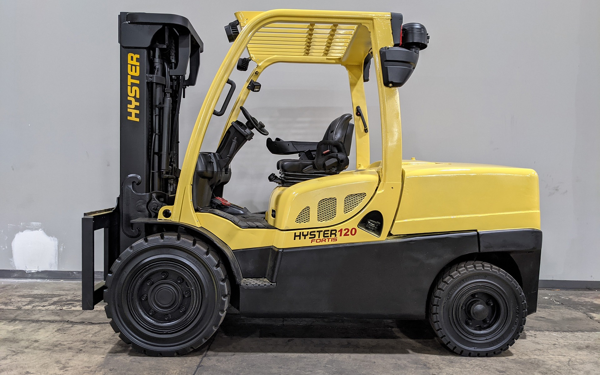 Used 2013 HYSTER H120FT  | Cary, IL