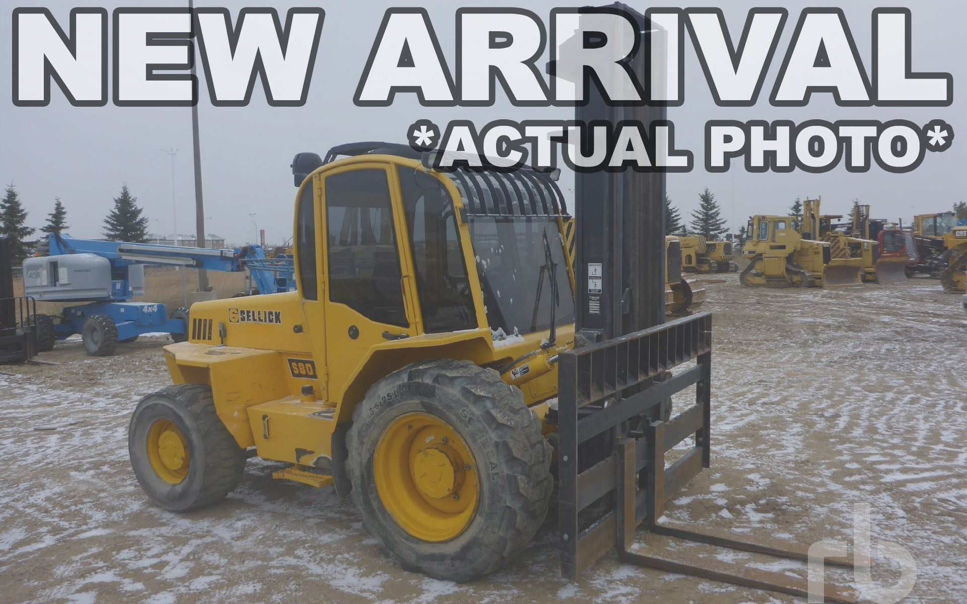Used 2008 SELLICK S80 JDS-2  | Cary, IL