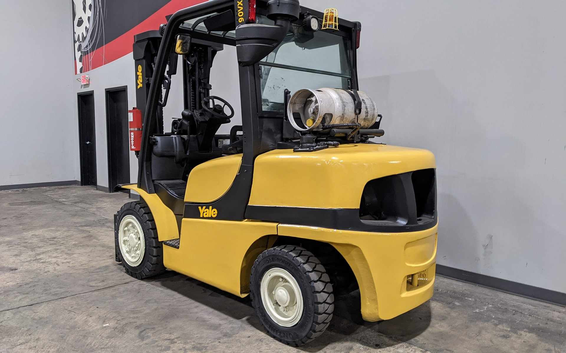 Used 2010 YALE GLP090VX  | Cary, IL