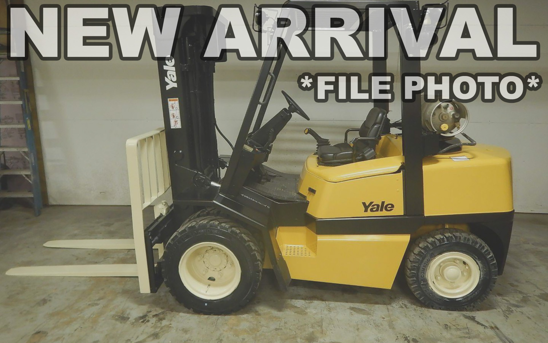 Used 2004 YALE GLP090  | Cary, IL