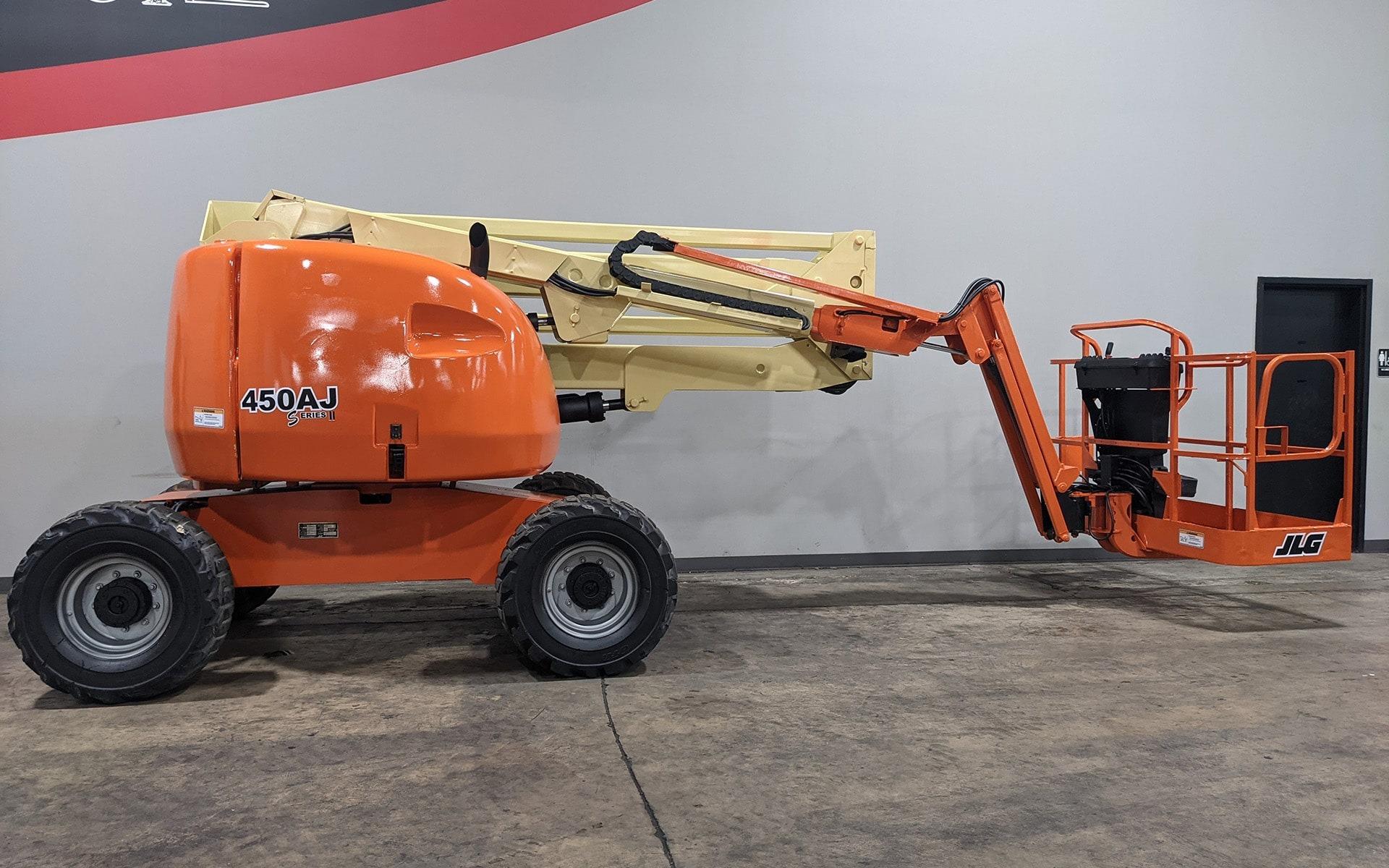 Used 2009 JLG 450AJ  | Cary, IL