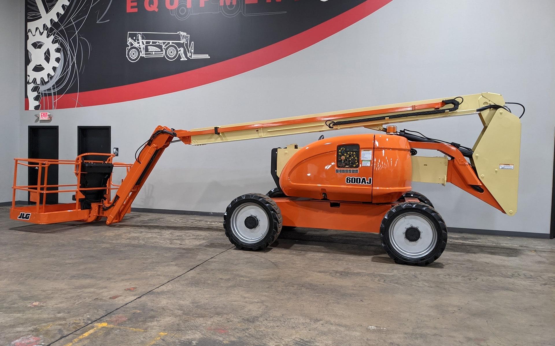 Used 2007 JLG 600AJ  | Cary, IL