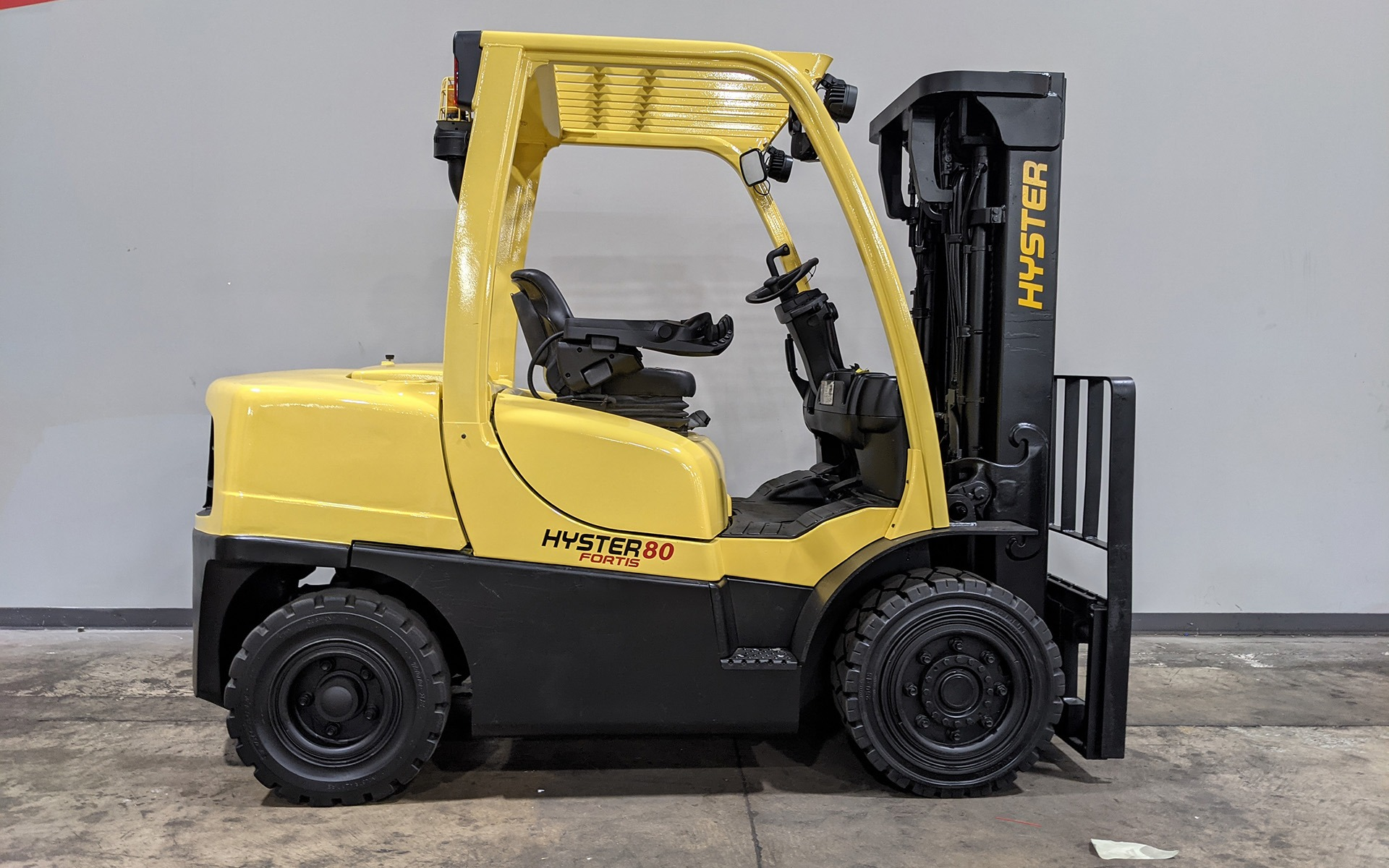 Used 2014 HYSTER H80FT    Cary, IL